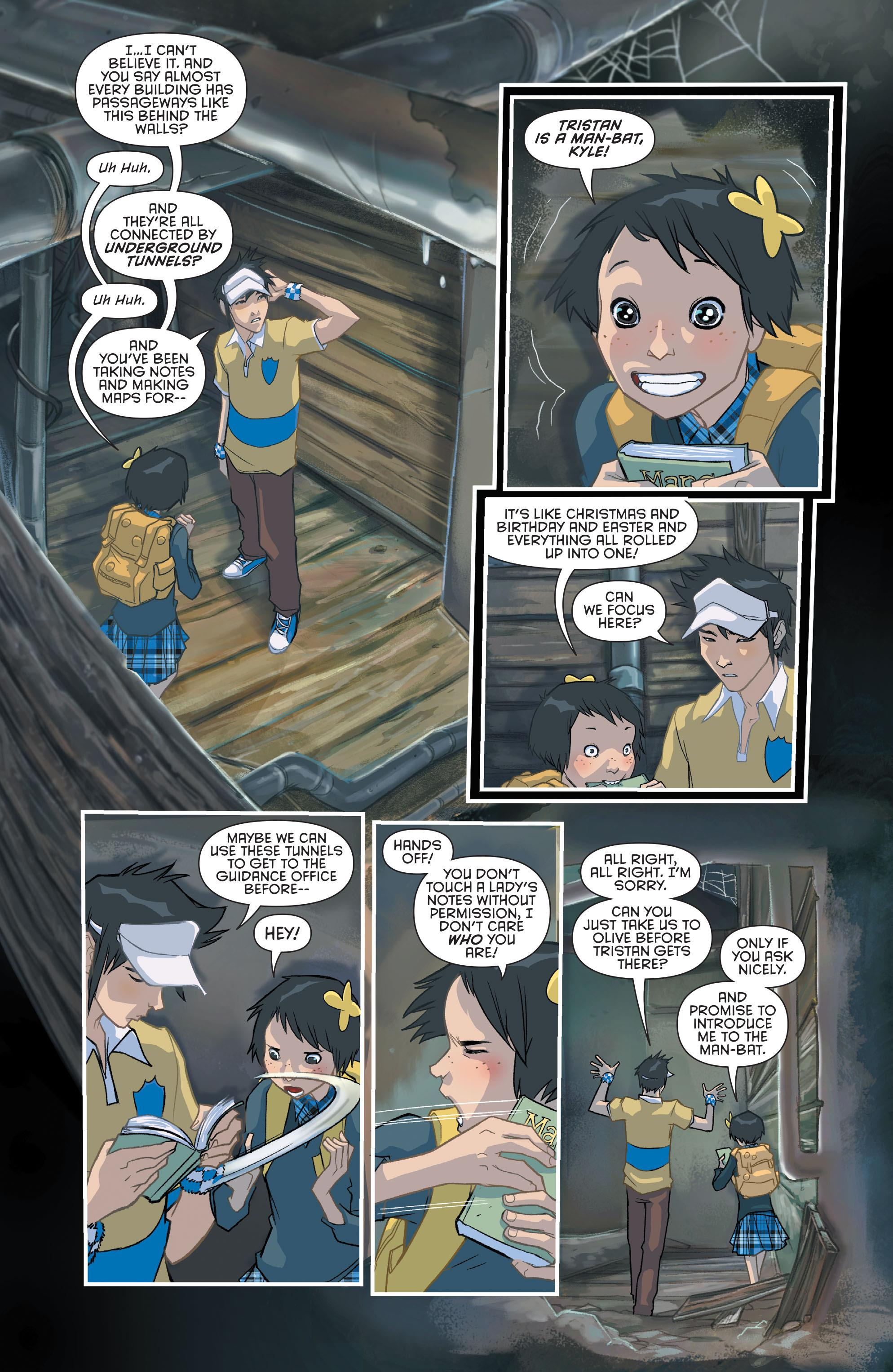 Gotham Academy review