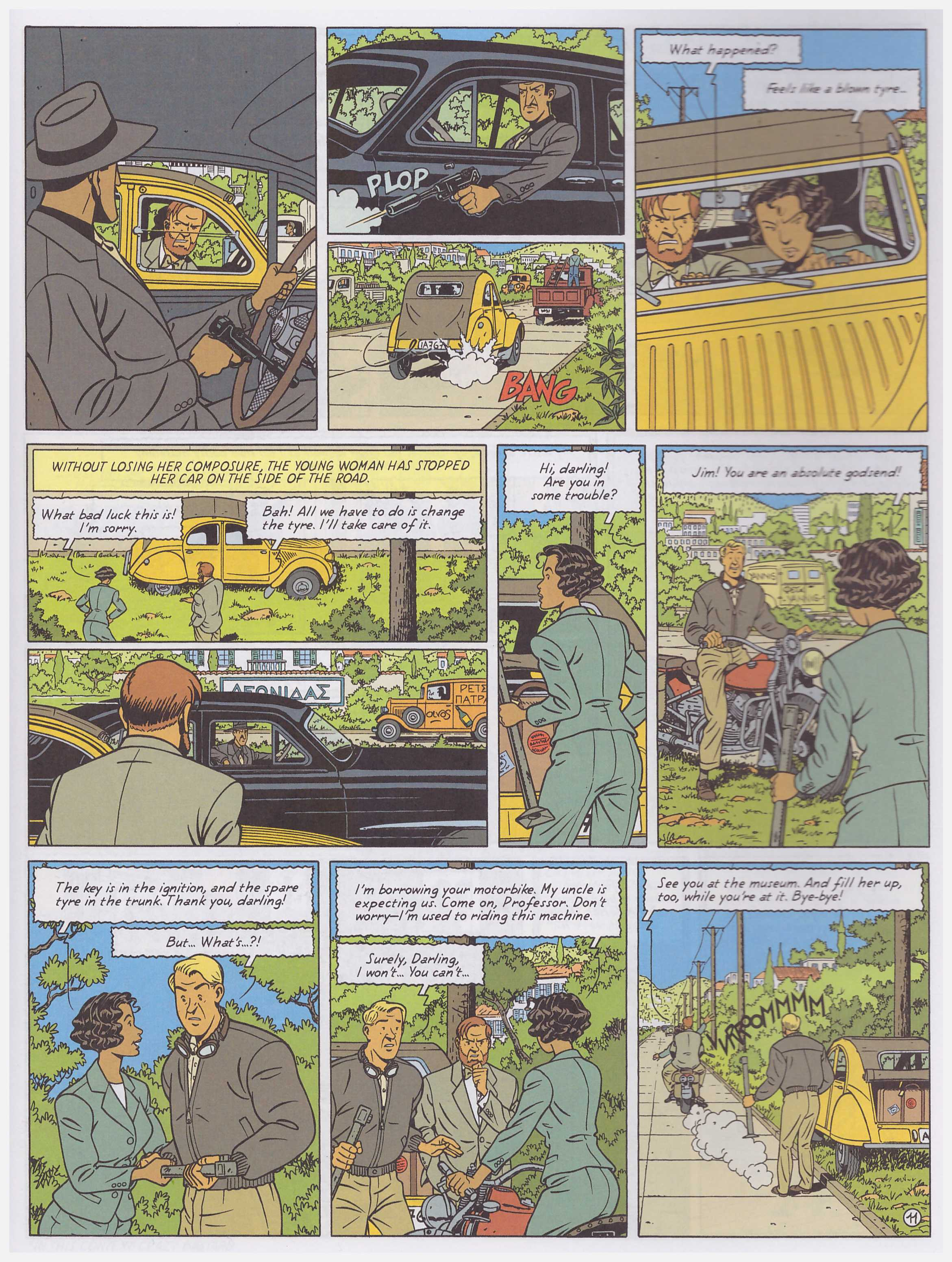 Blake and Mortimer The Curse of the 30 Pieces of Silver review