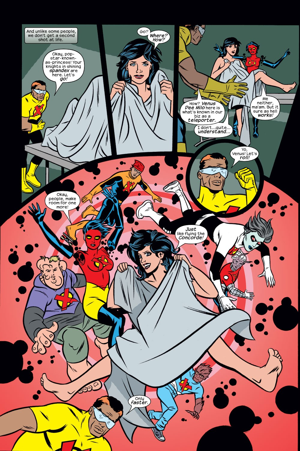 X-Statix Back From the Dead review