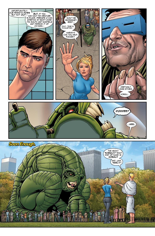 Fantastic Four Season Oen review