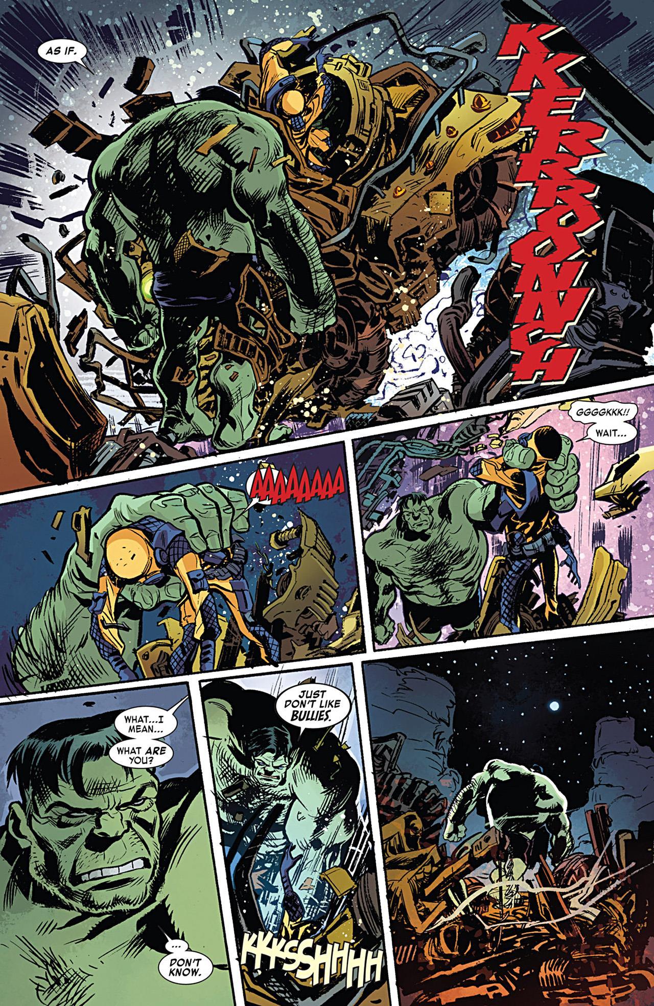 Hulk Season One review