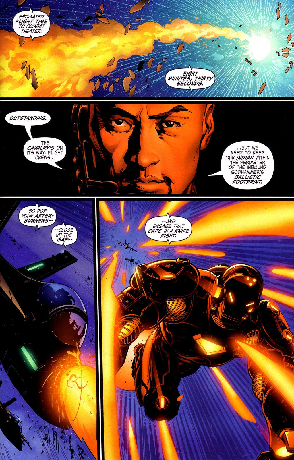 Iron Man Hypervelocity review