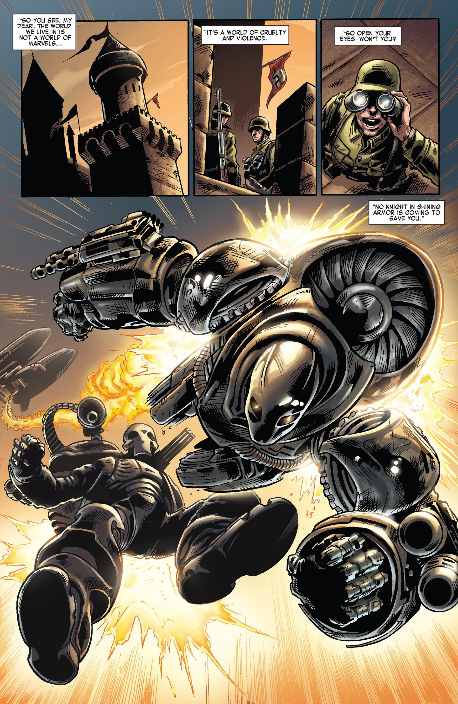 Iron Man Noir review