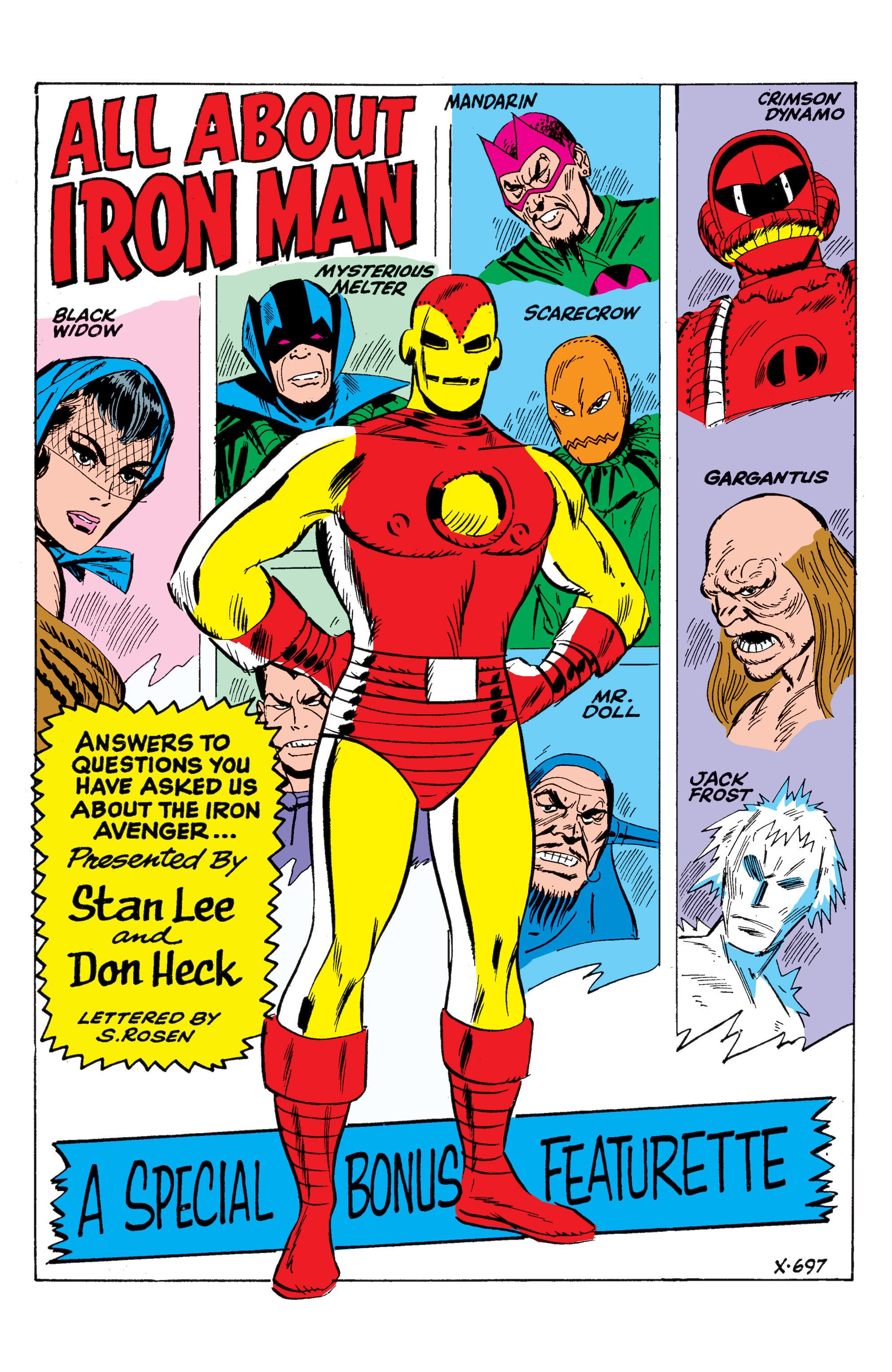 Invincible Iron Man Omnibus review