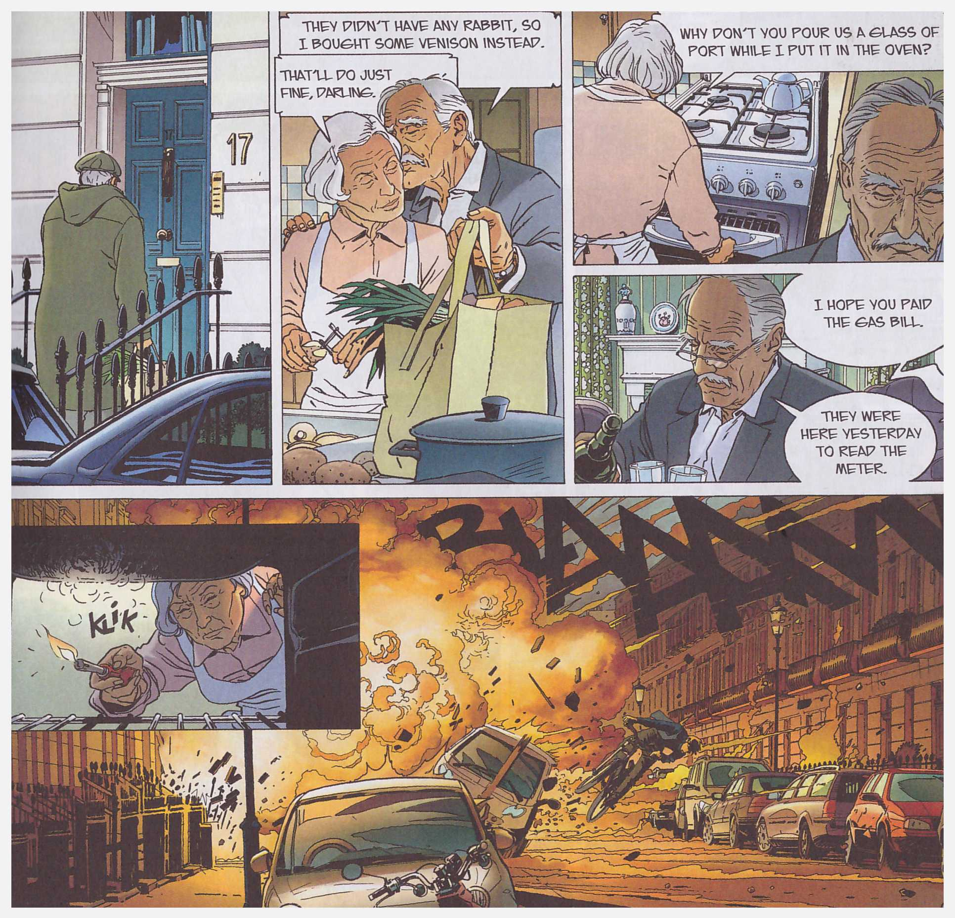 Largo Winch Crossing Paths review