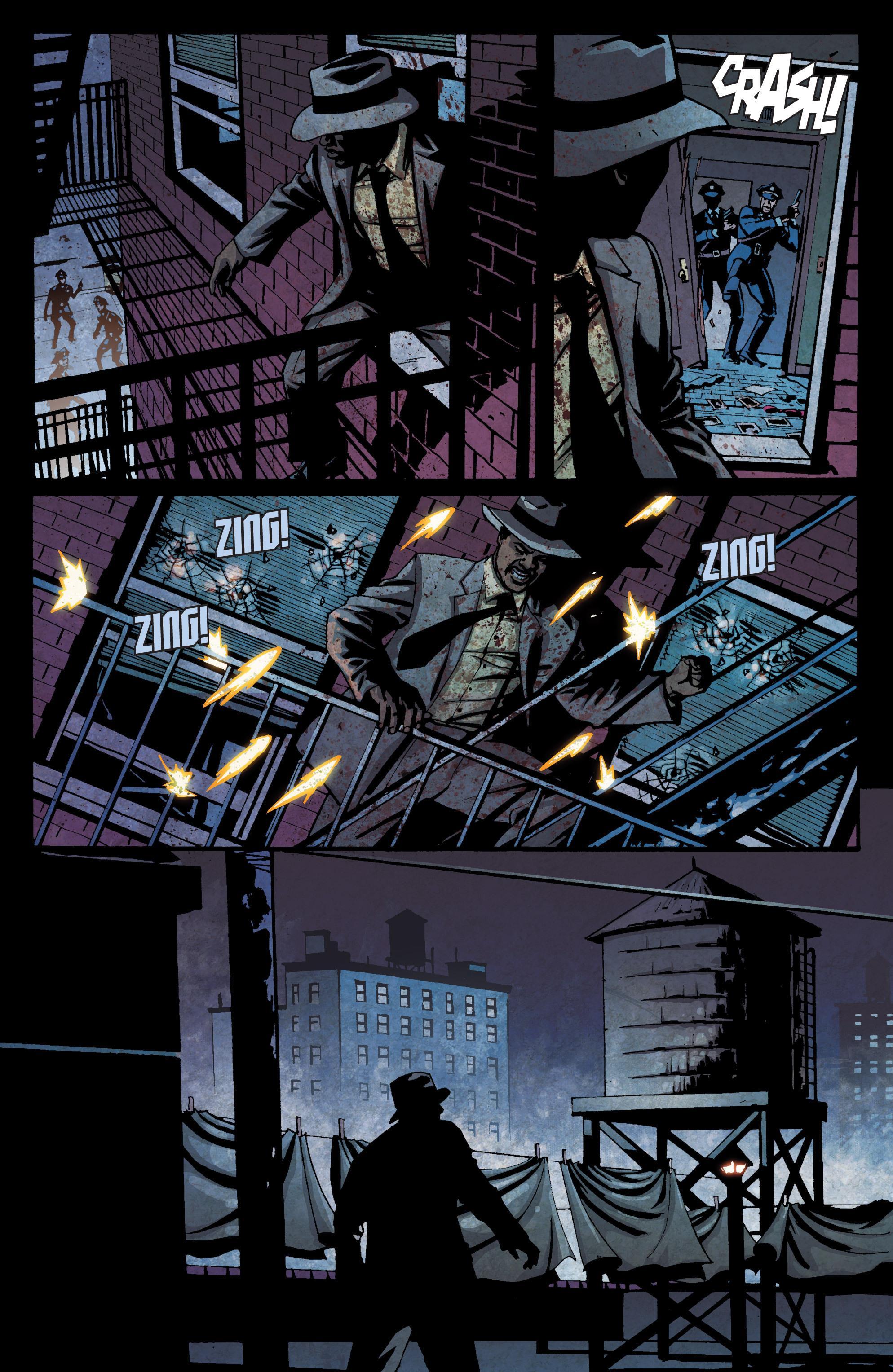 Luke Cage Noir review