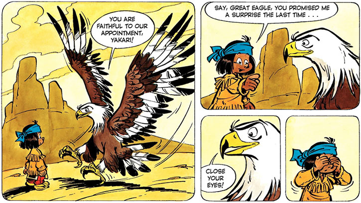 Yakari Great Eagle Vol.1 Review