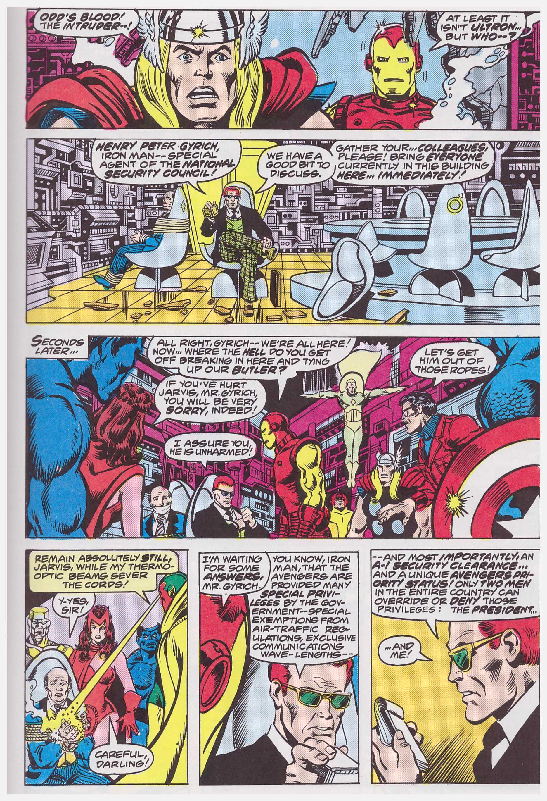 Avengers The Korvac Saga review
