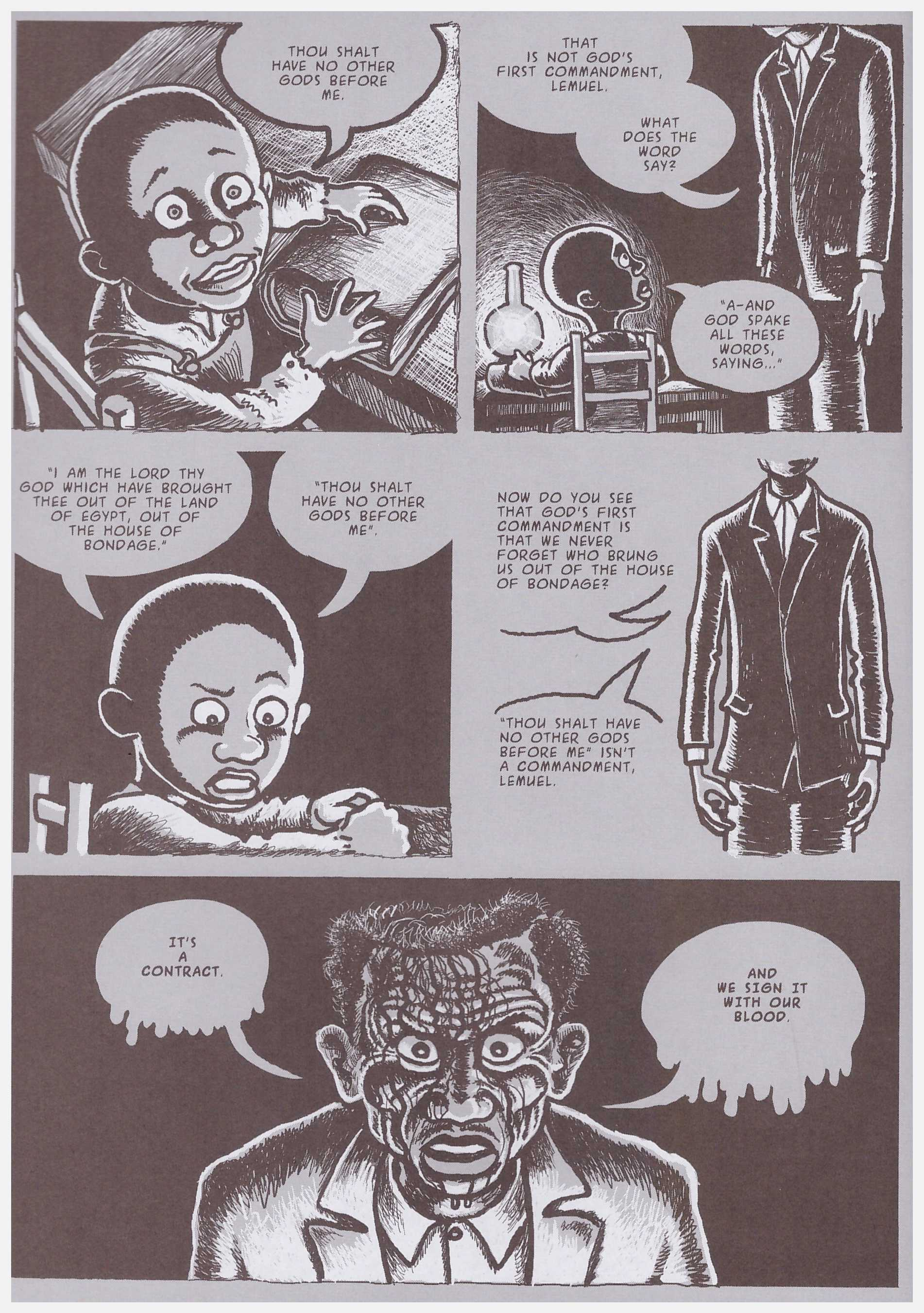 Bluesman Graphic Novel Book Two review
