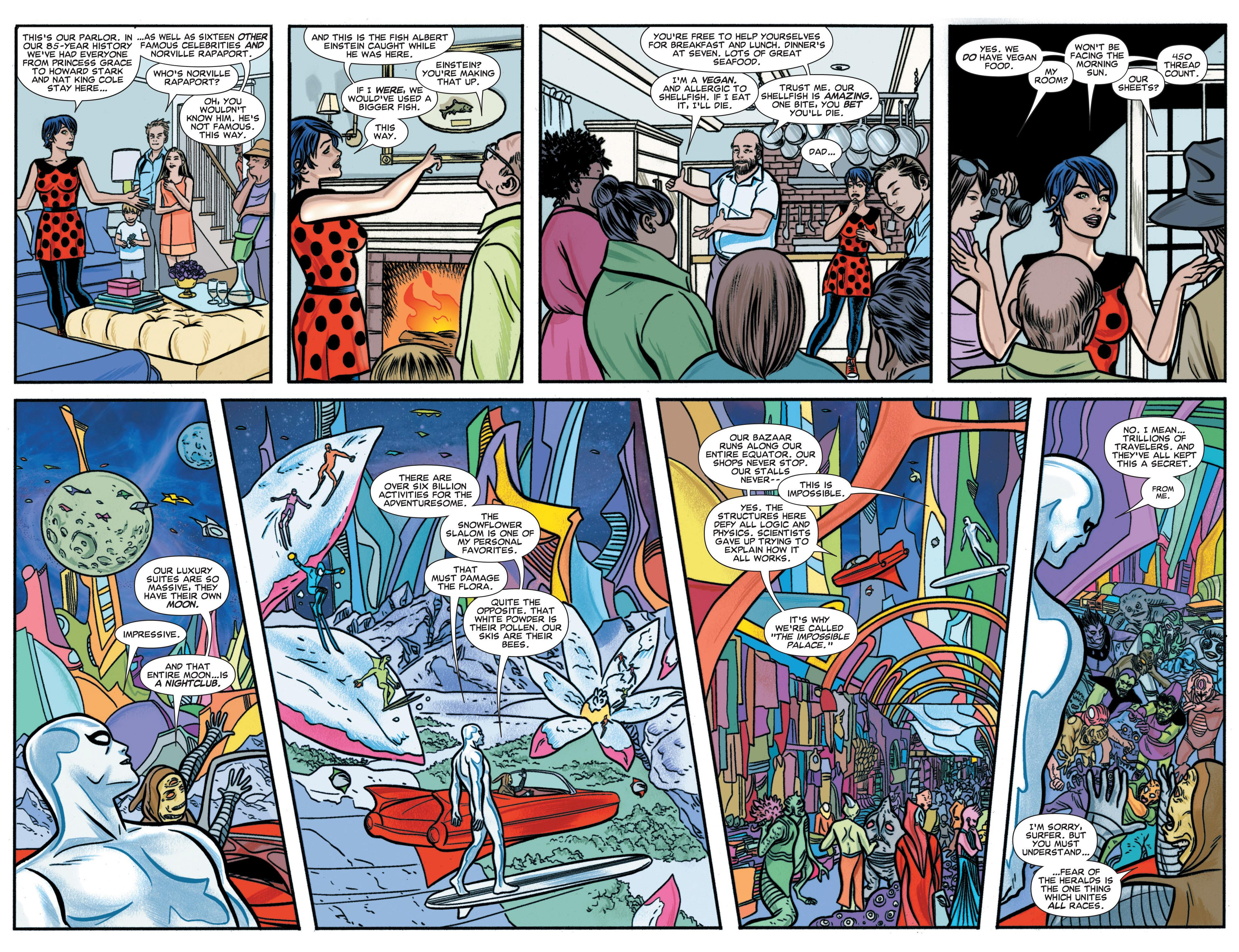 Silver Surfer New Dawn review