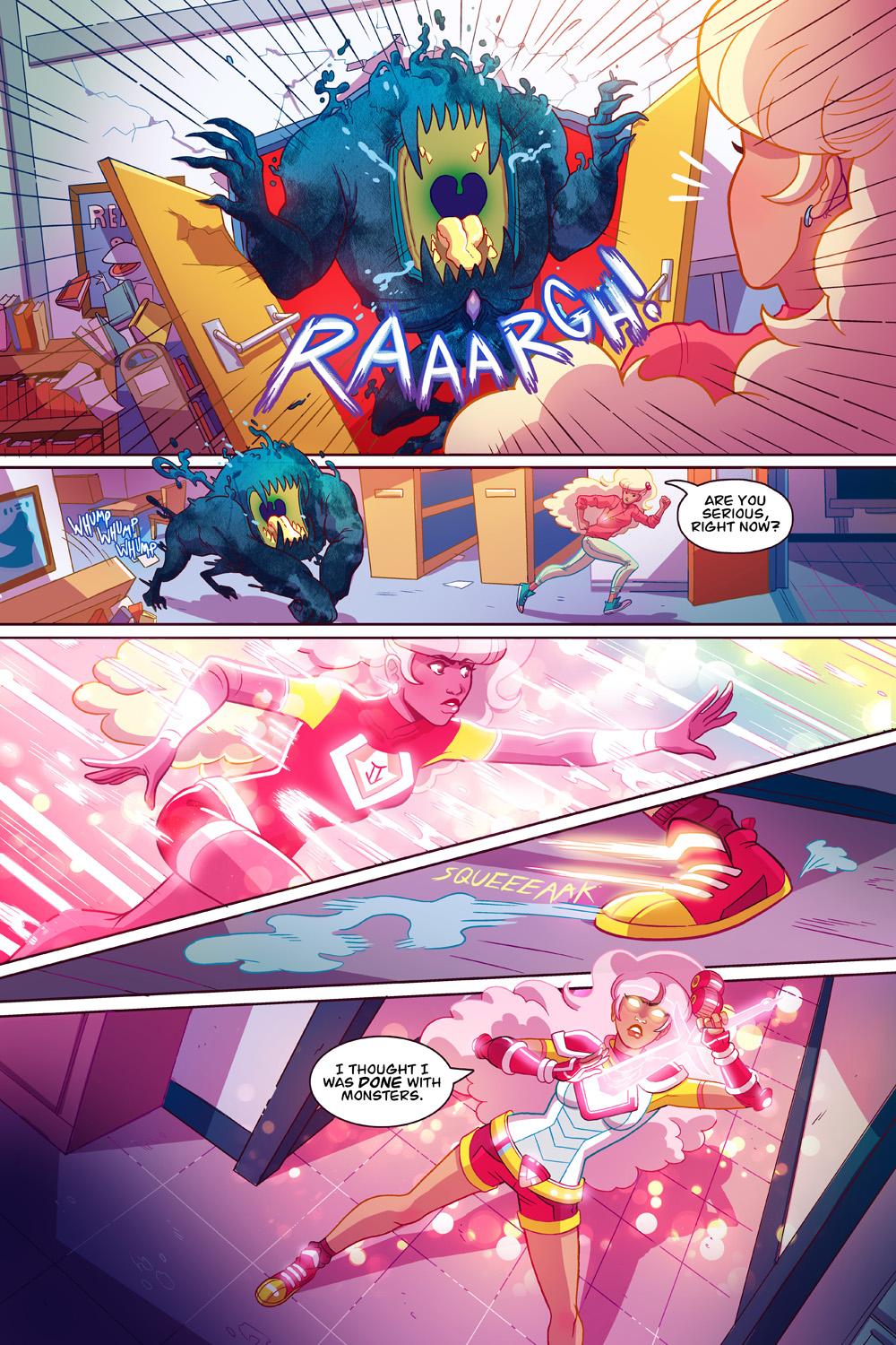 Zodiac Starforce By the Power of Astra review