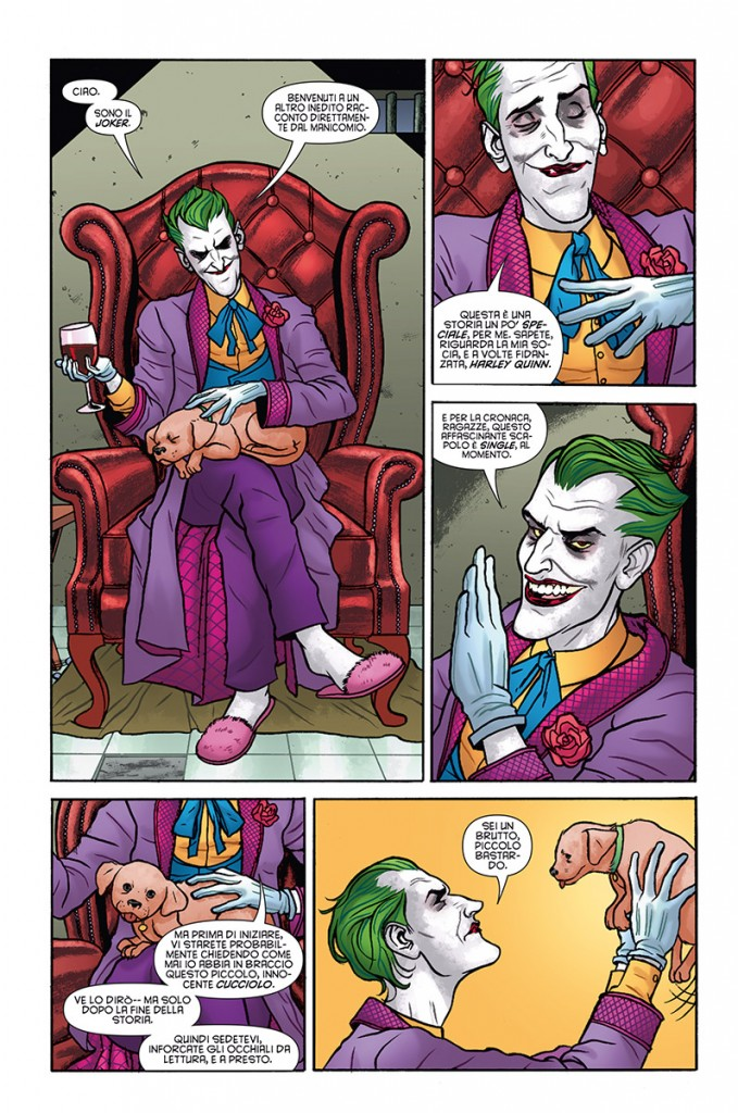 Joker's Asylum vol 2 review