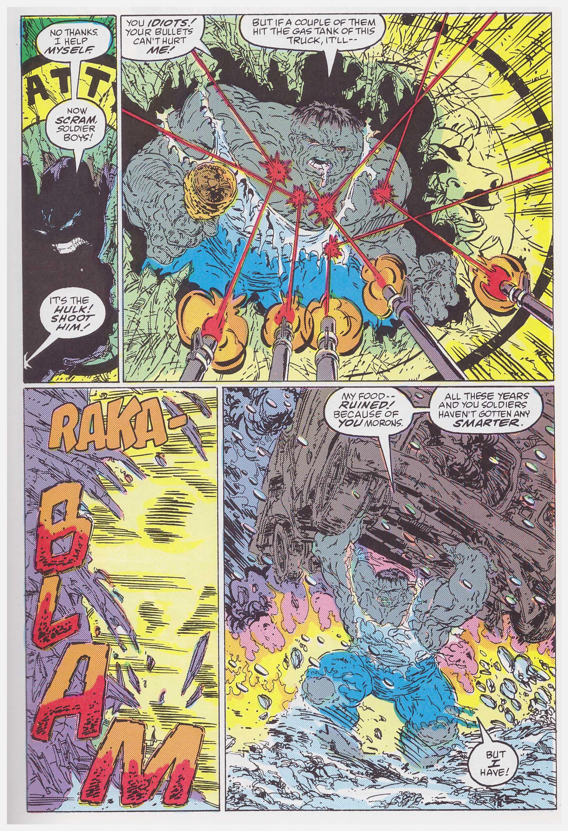 Hulk Visionaries Peter David Volume 2 review