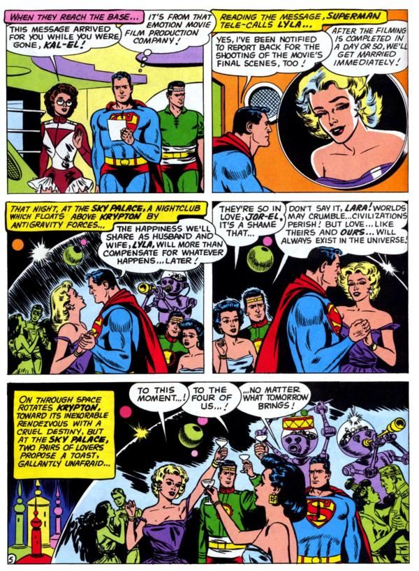 Superman in the Sixties review