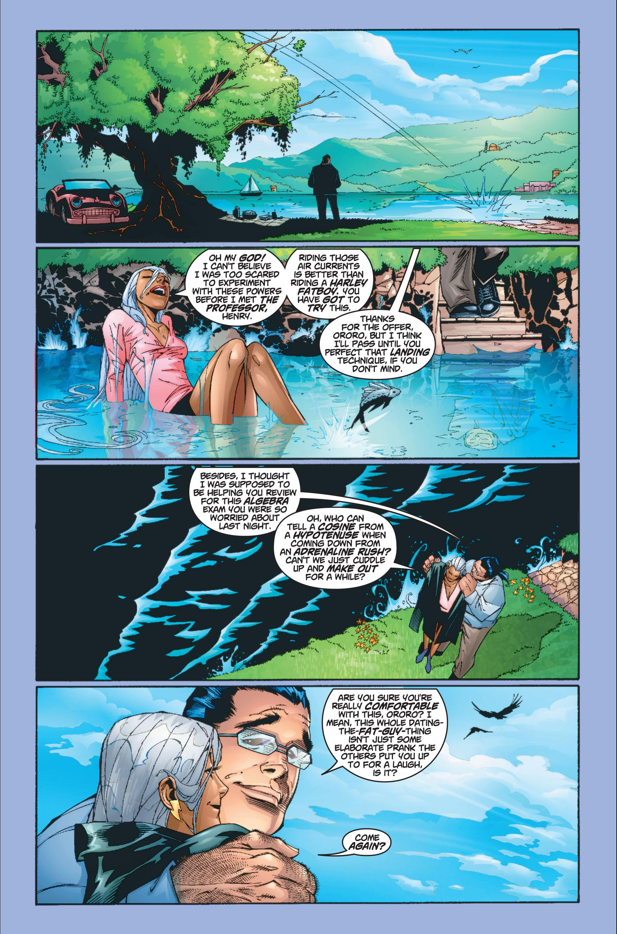 Ultimate X-Men Return to Weapon X review