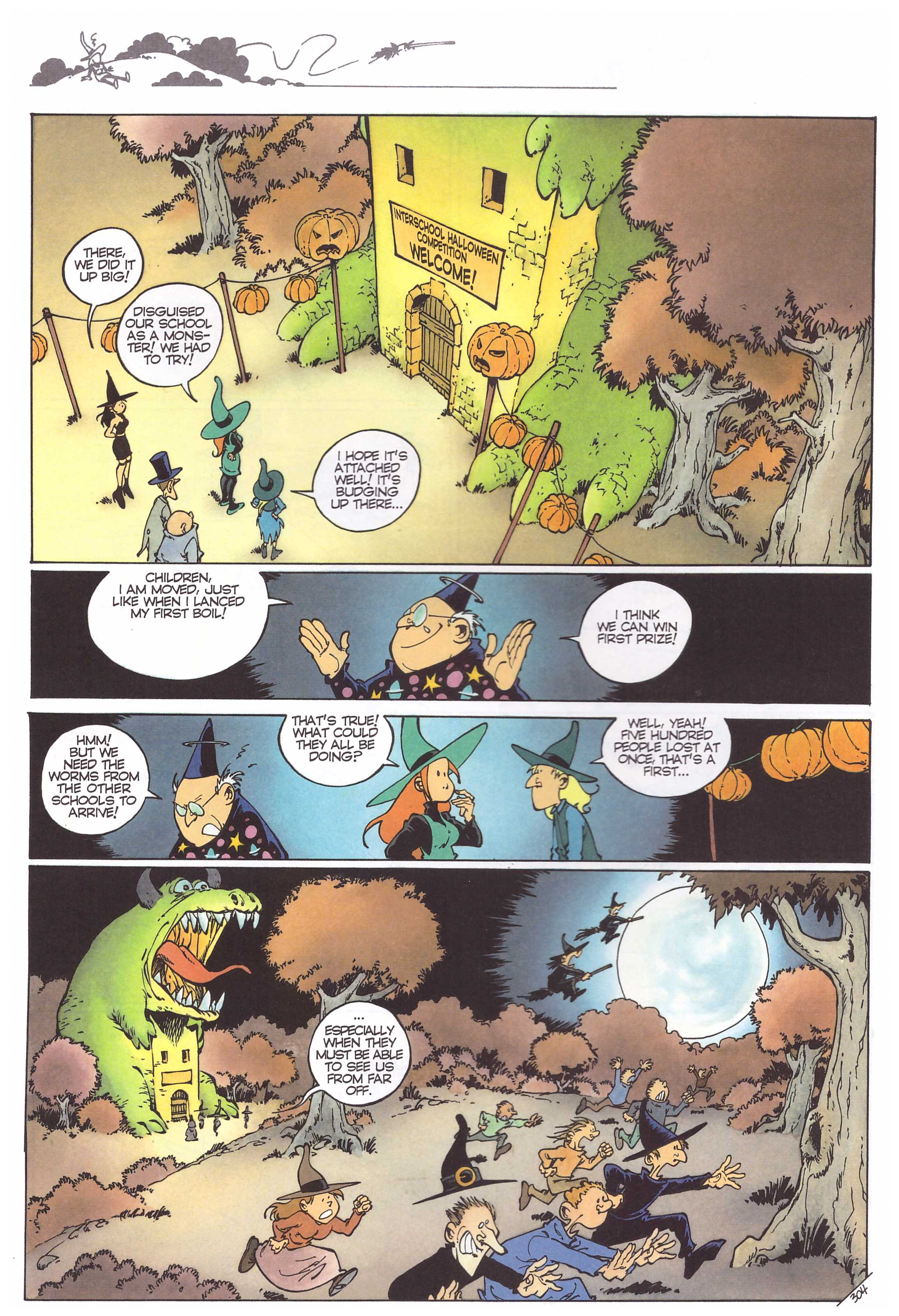 Melusine Halloween review