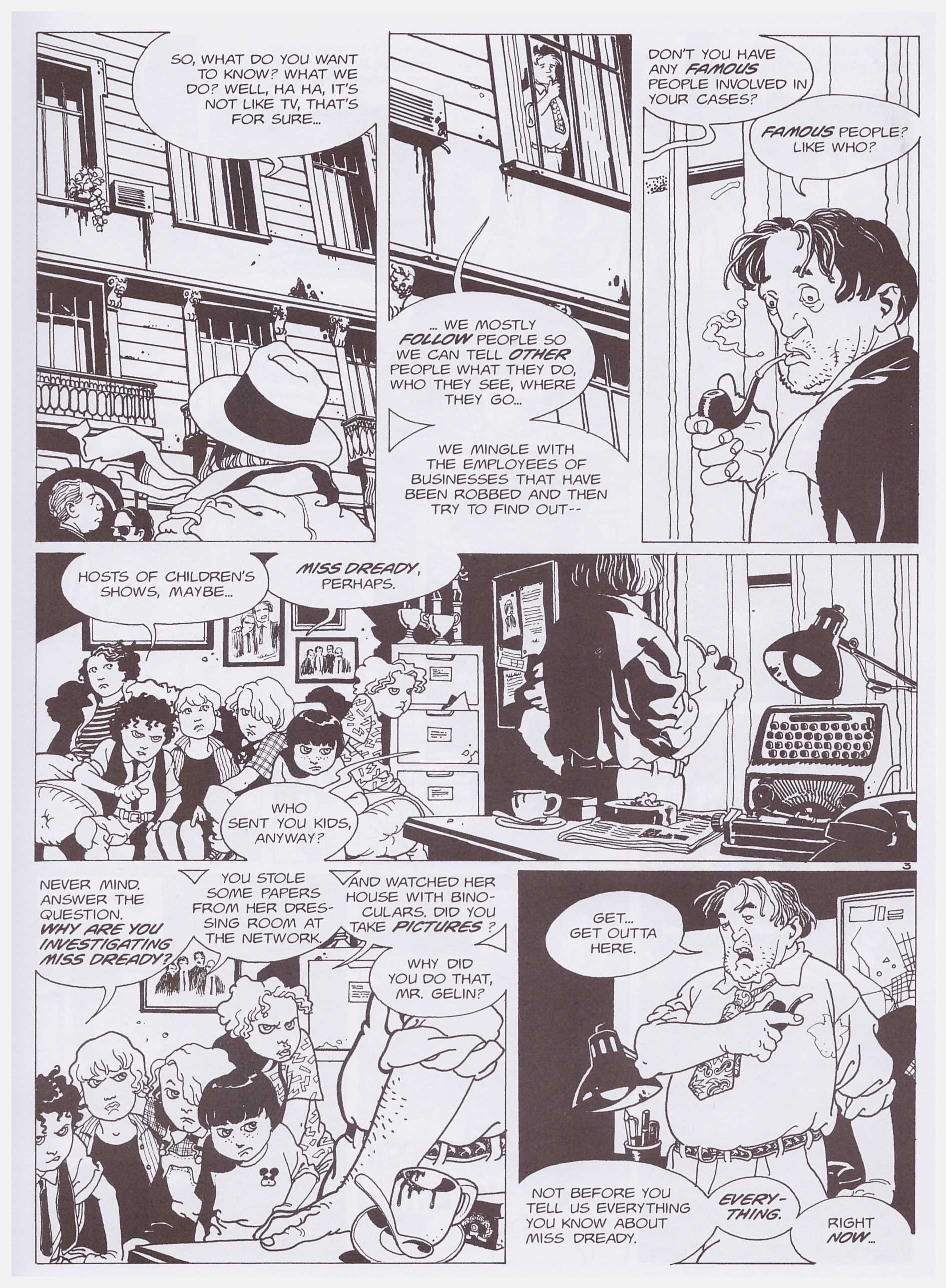Video Noire graphic novel review