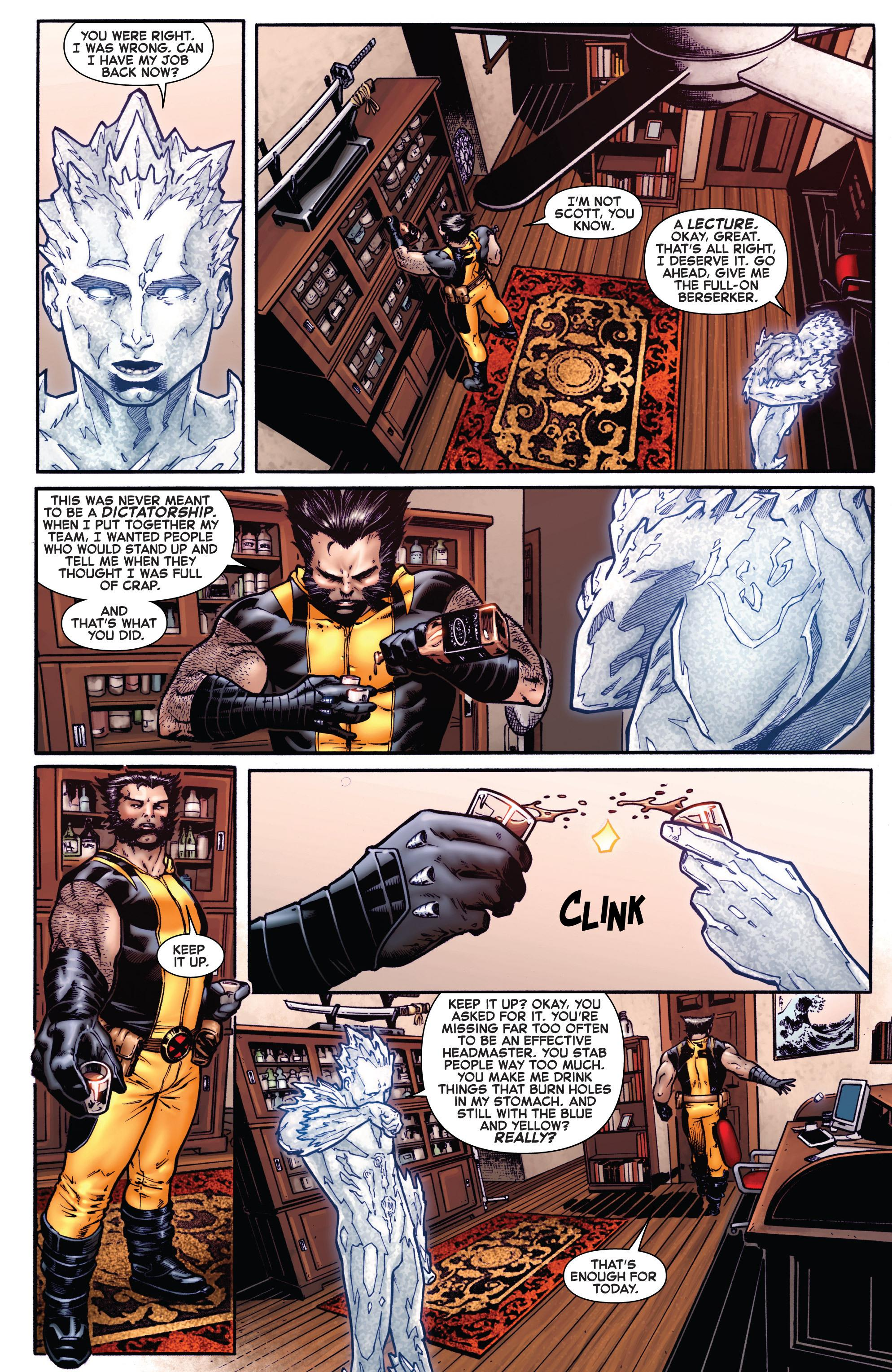 Wolverine and the X-Men v 4 review