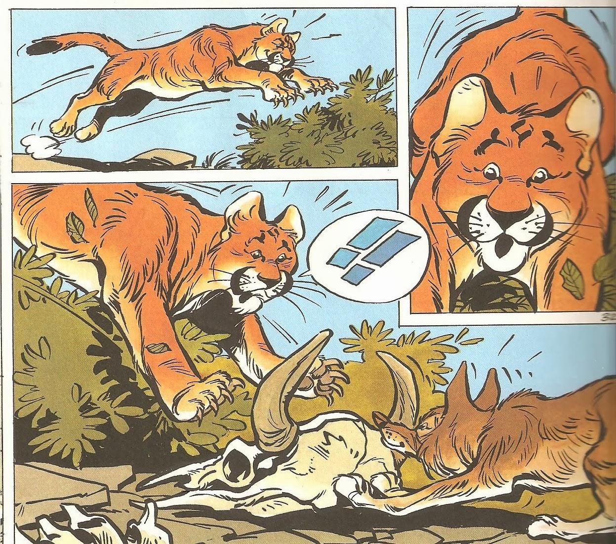 yakari and the coyote review