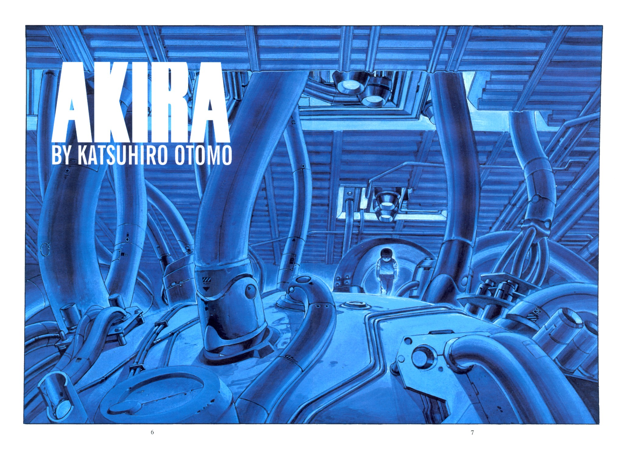 Akira book two review