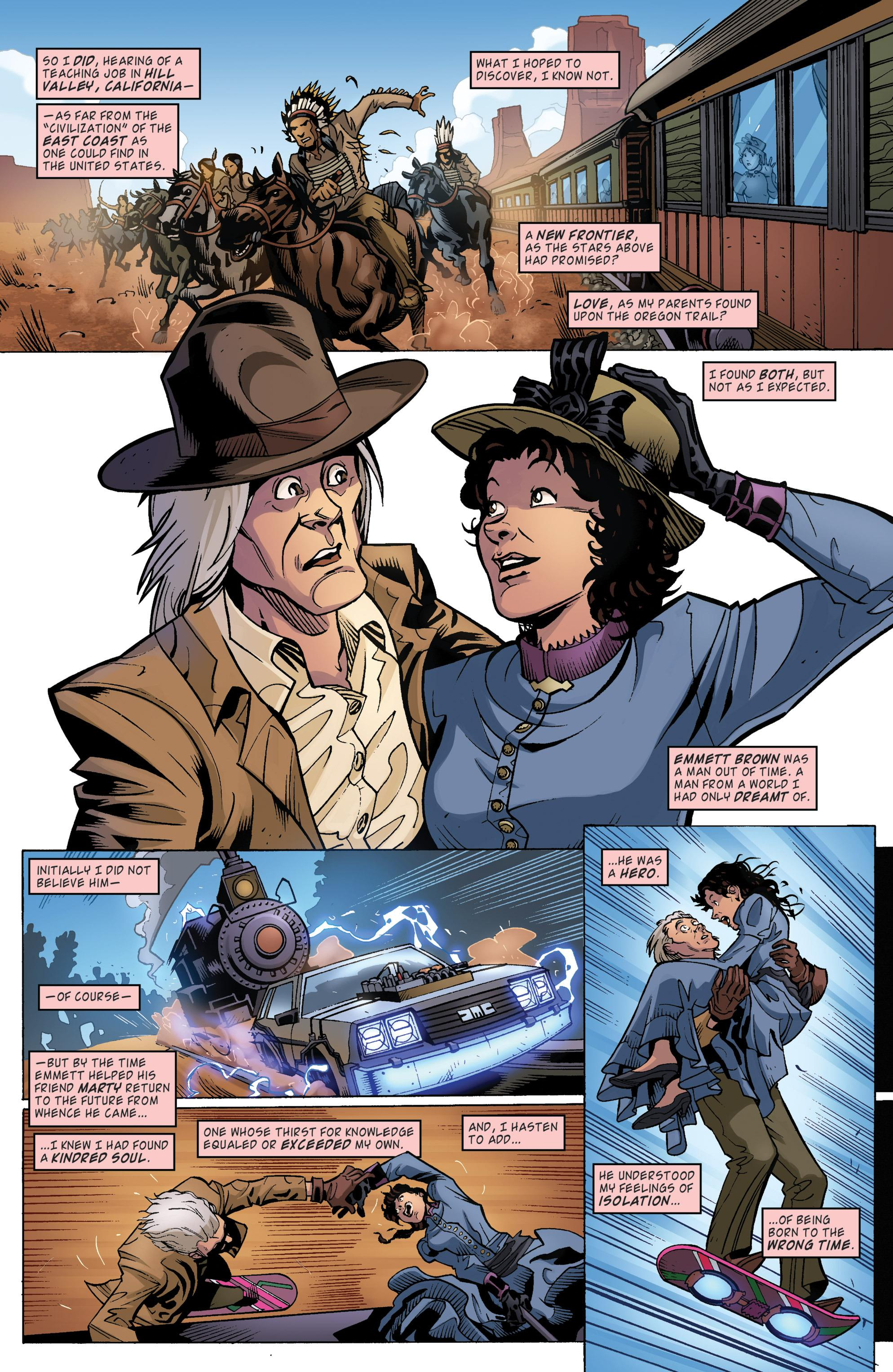Back to the Future - Untold Tales and Alternate Timelines review