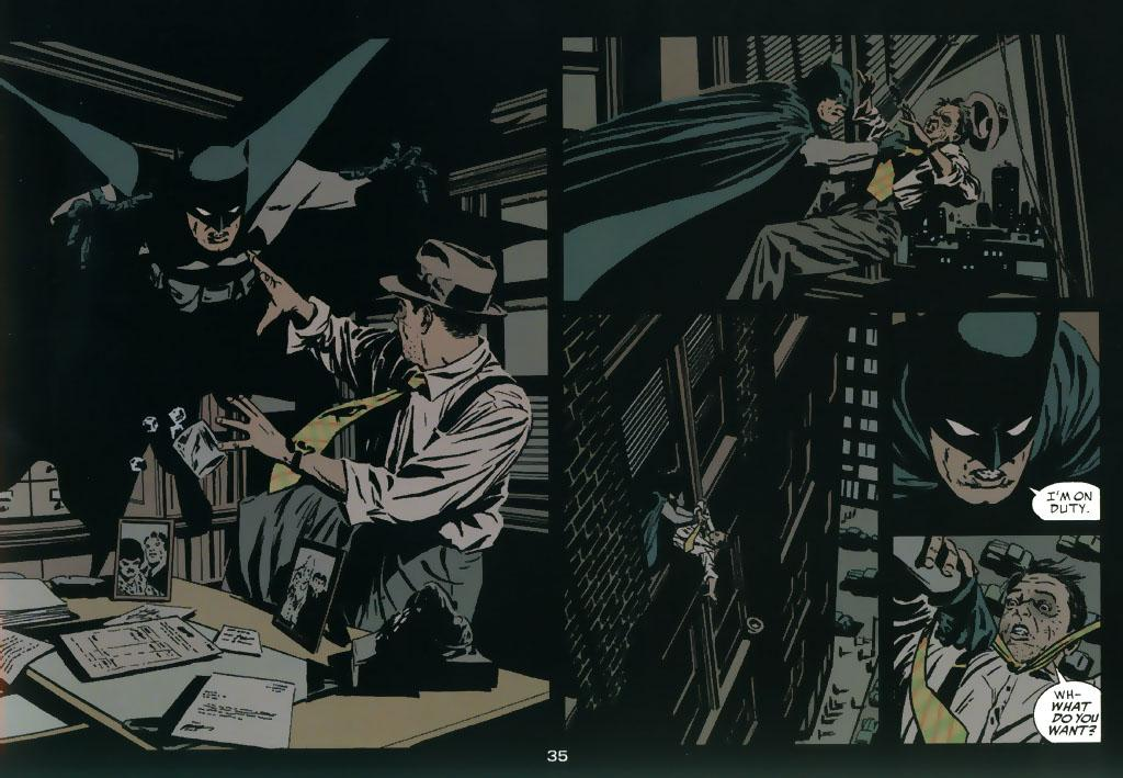 Batman Nine Lives review