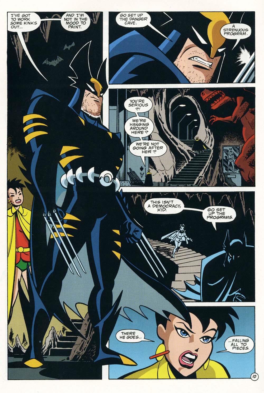 Return to The Amalgam Age of Comics review