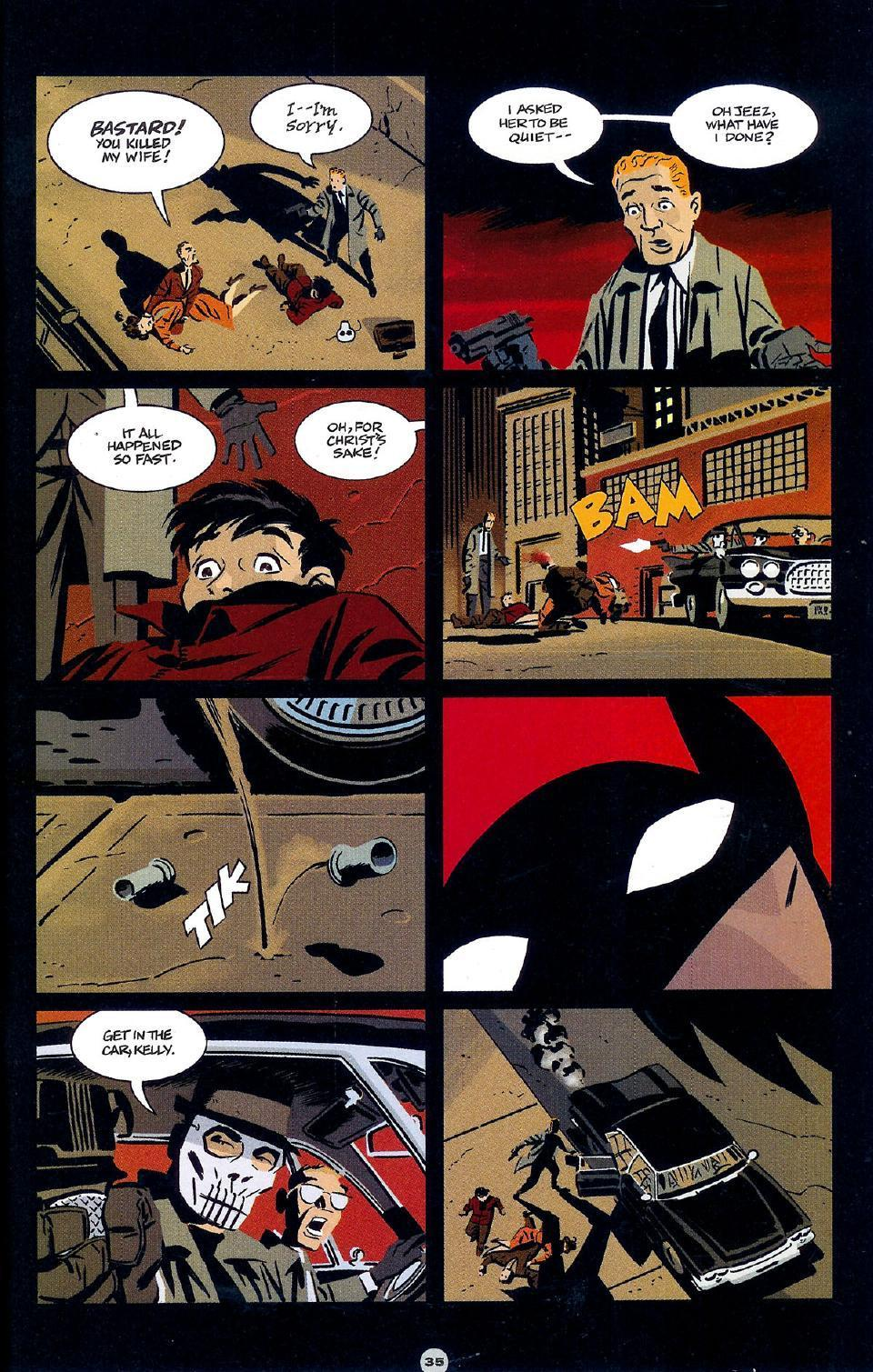 Darwyn Cooke Graphic Ink review