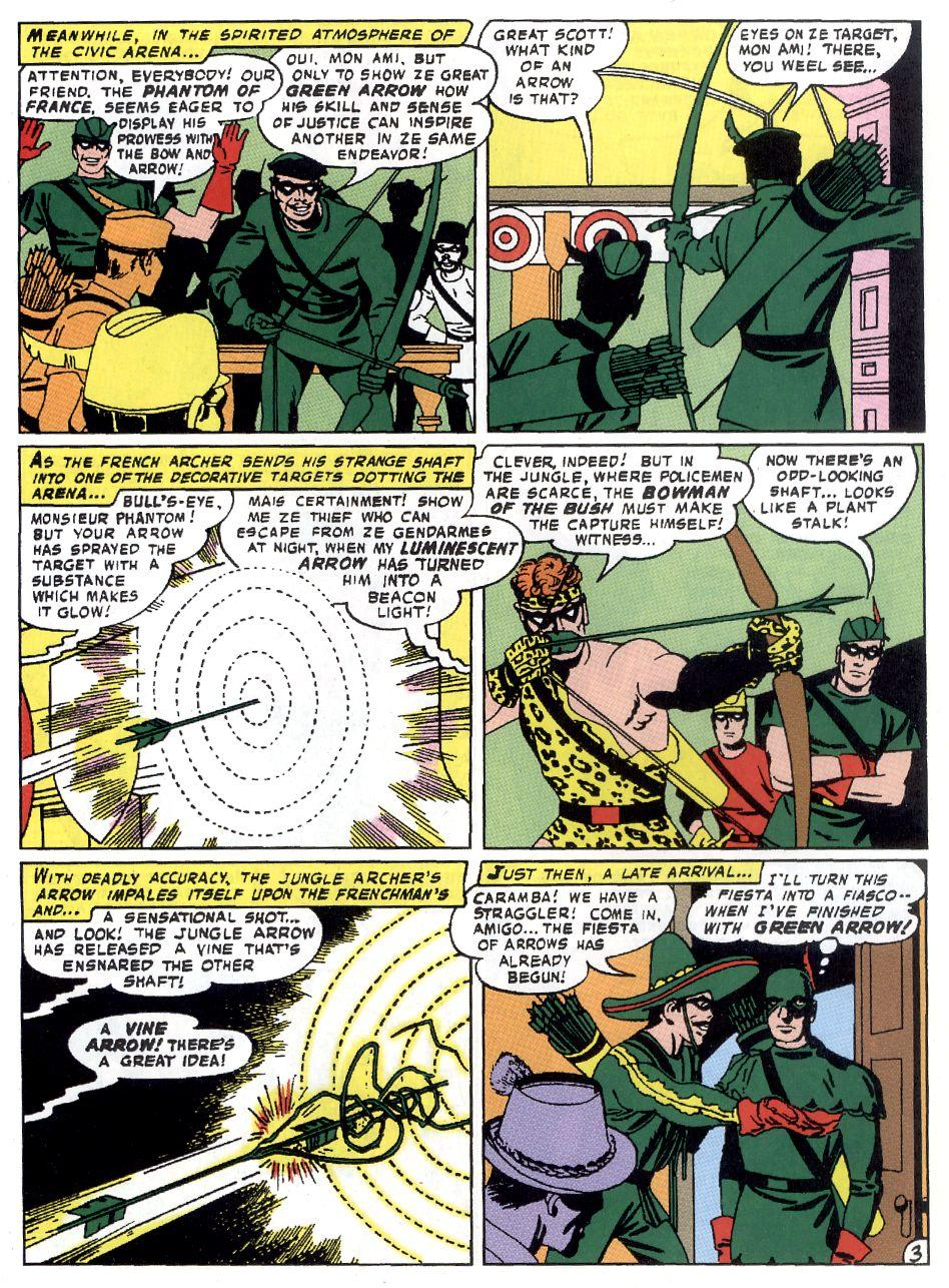 The Green Arrow By Jack Kirby review