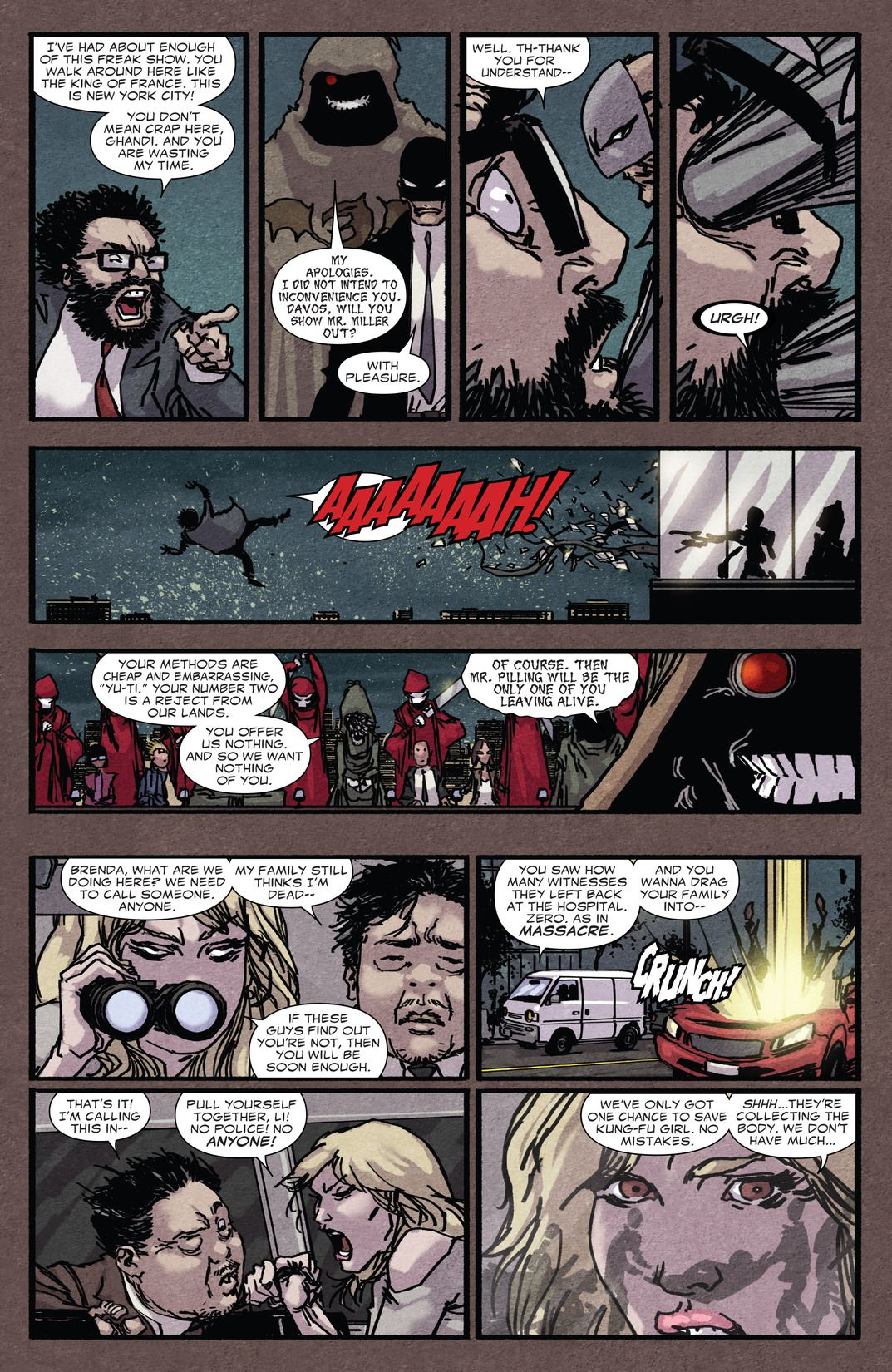 Iron Fist Living Weapon Vol 2 Redemption Review