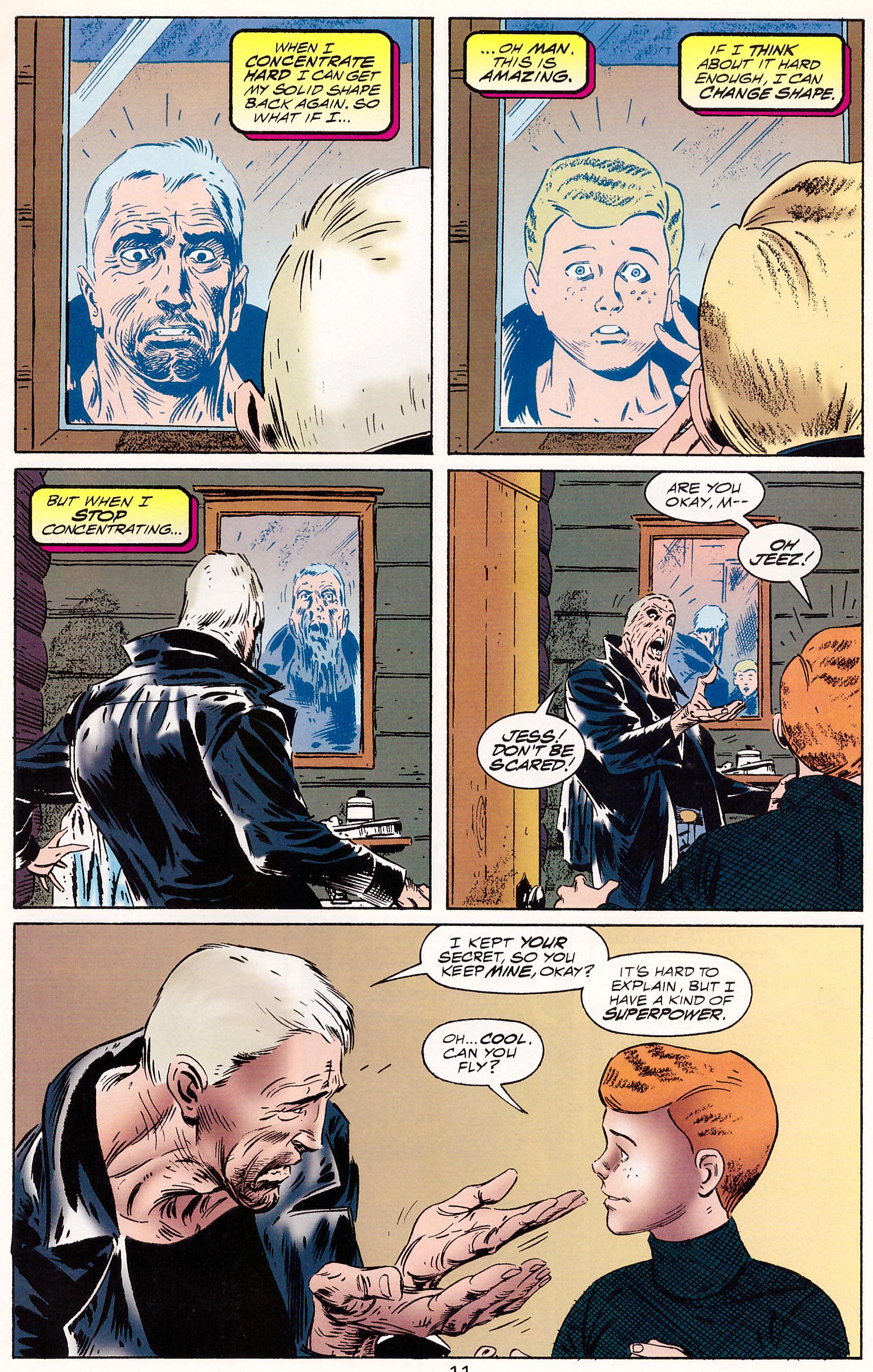 Resurrection Man vol 1 graphic novel review