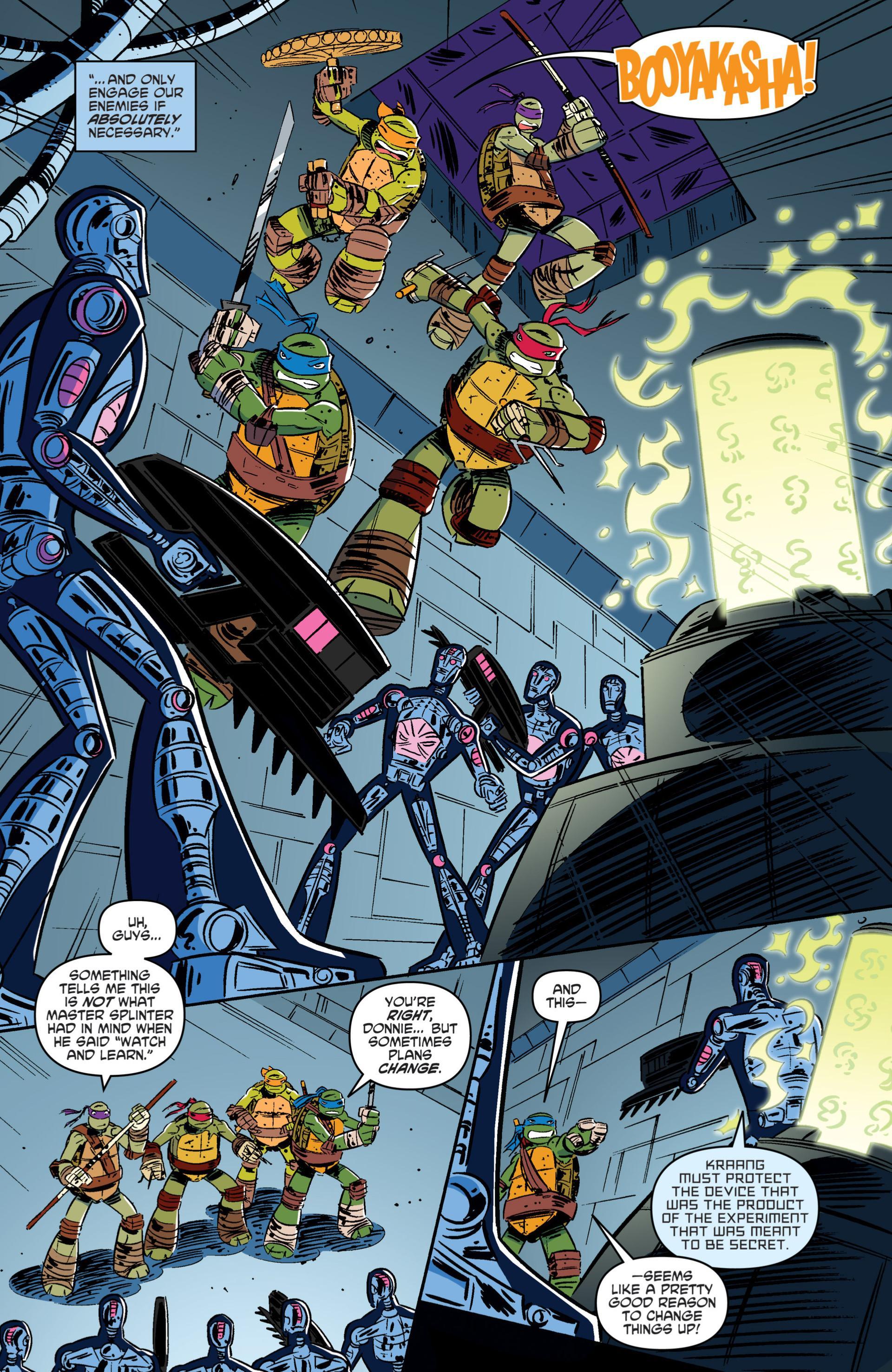 Teenage Mutant Ninja Turtles - New Animated Adventures v2 review