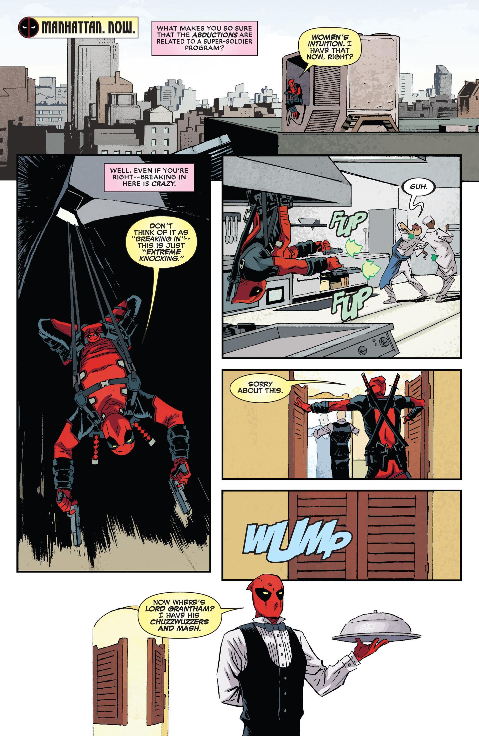 Deadpool by Posehn & Duggan Vol 2 Review