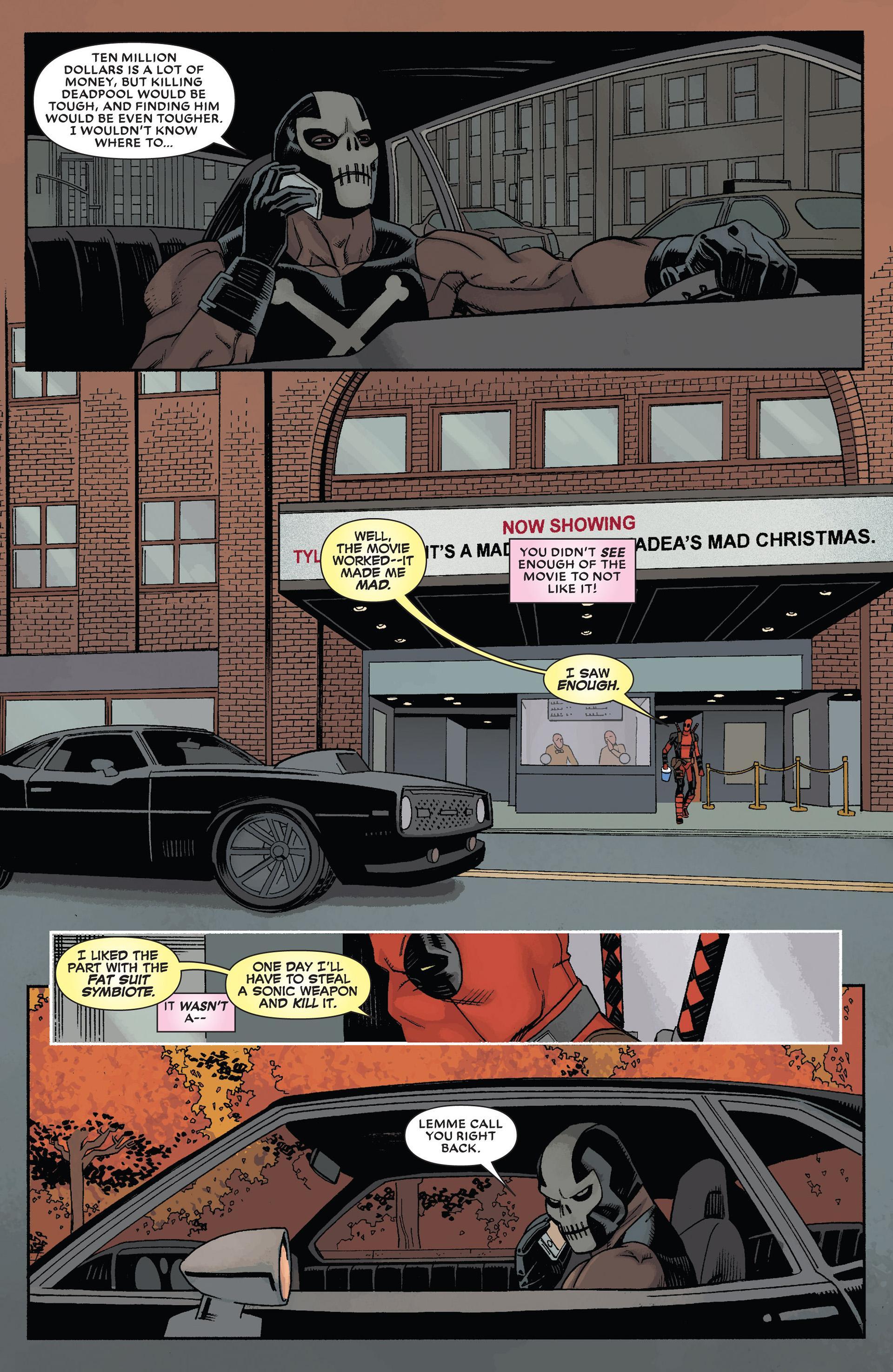 Deadpool vs S.H.I.E.L.D. review