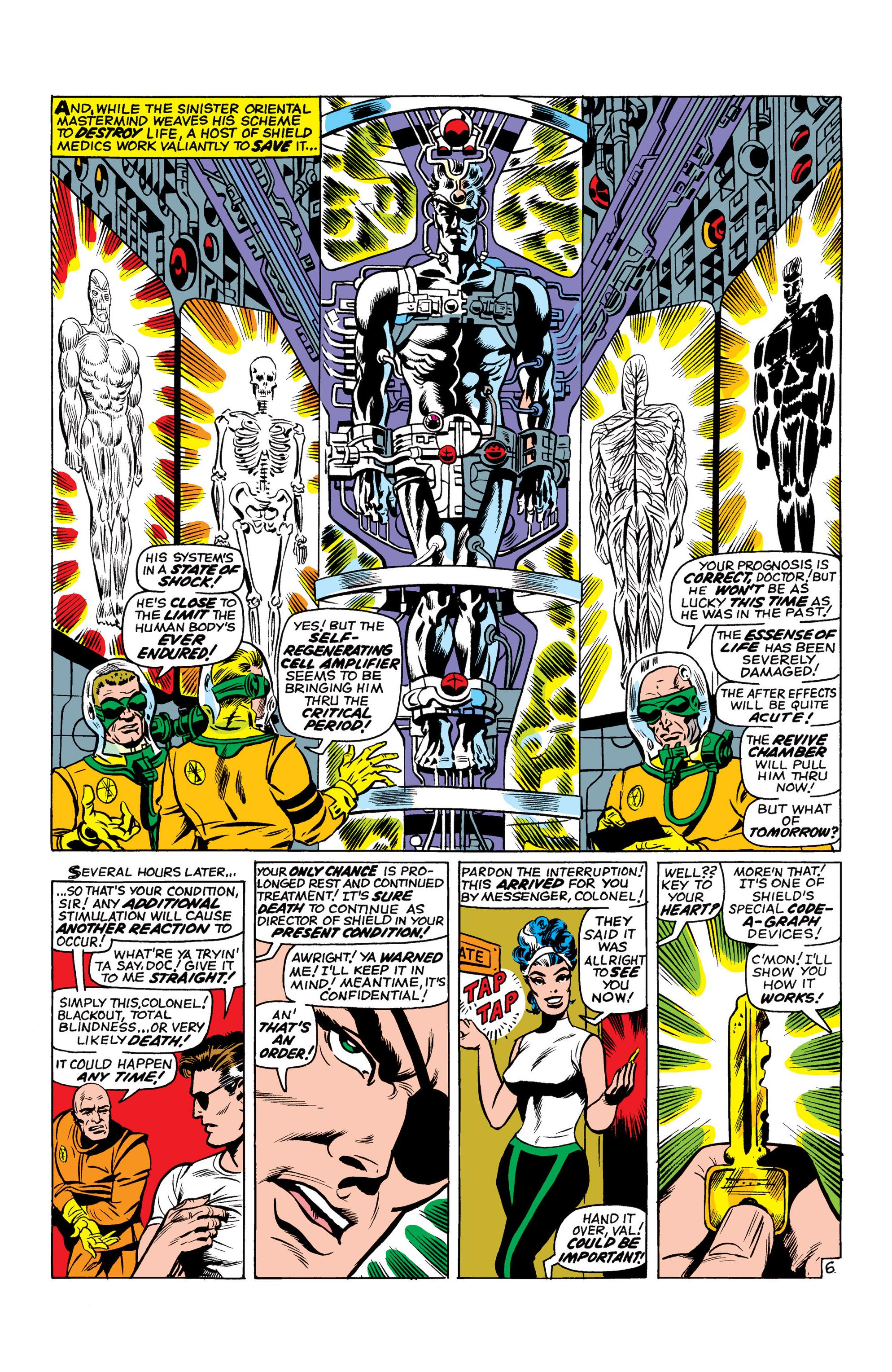 S.H.I.E.L.D. by Jim Steranko The Complete Collection review