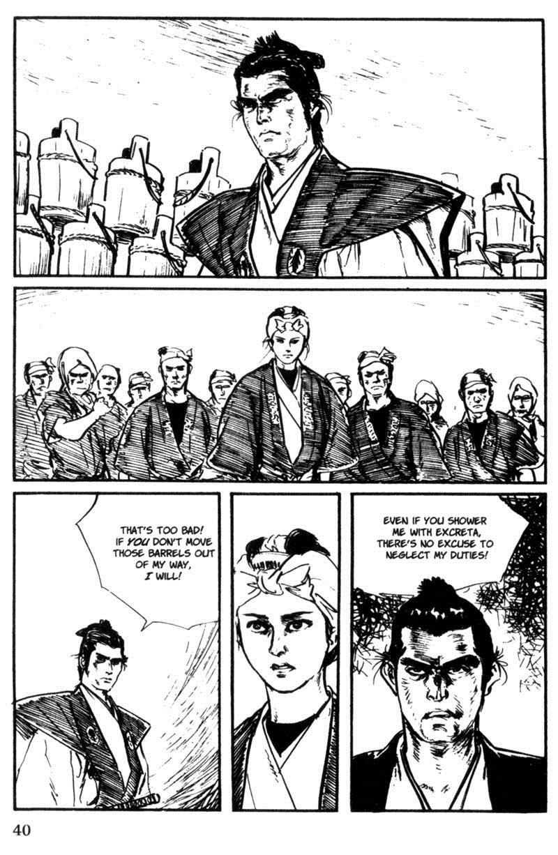 Samurai Executioner Vol 6 Shinko the Kappa review
