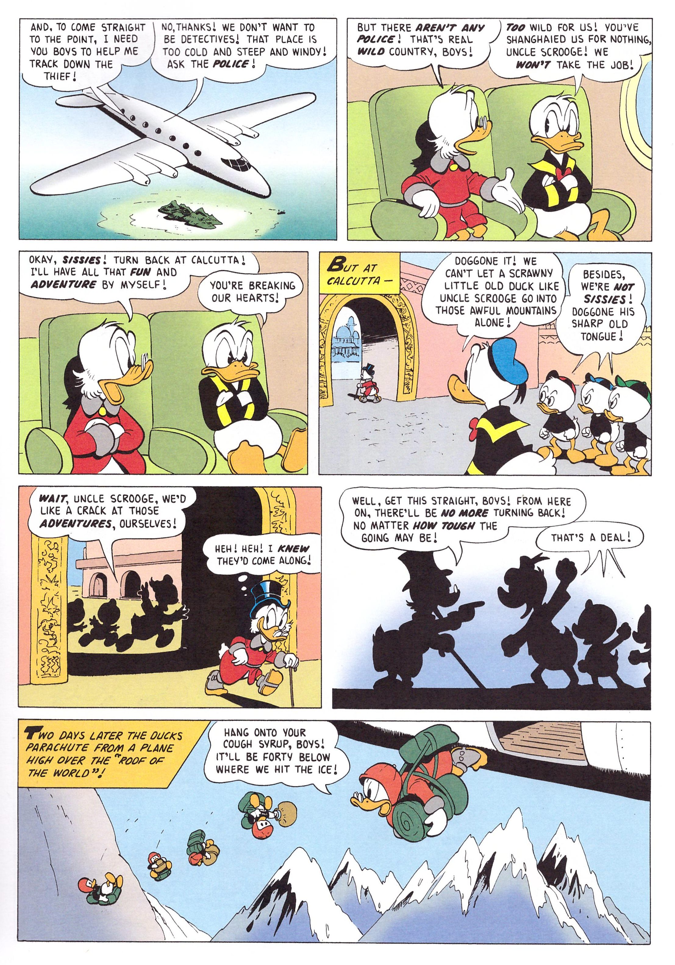 Uncle Scrooge Adventures 14 review