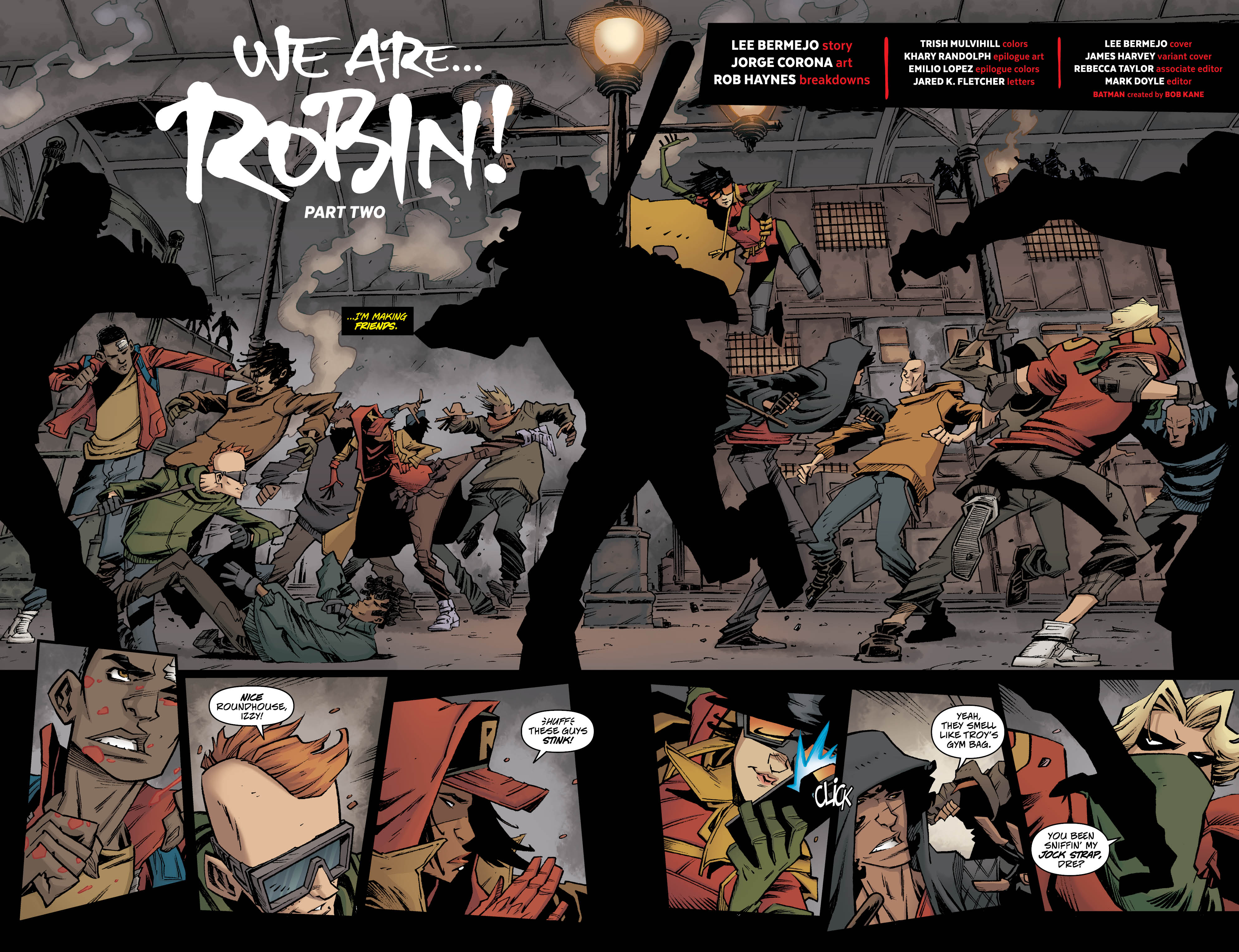 We Are Robin The Vigilante Business review