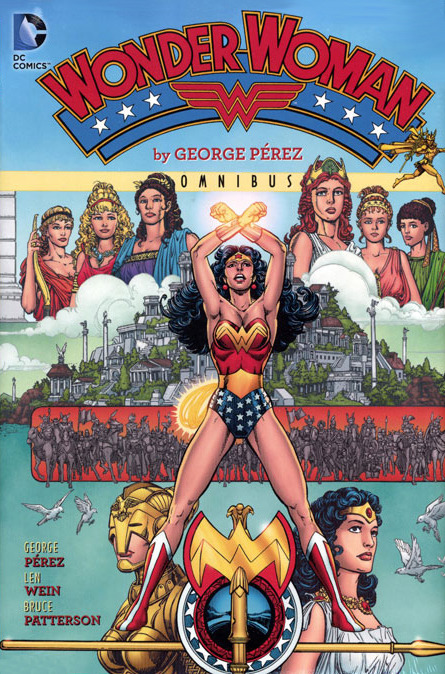 George Perez Wonder Woman Statue