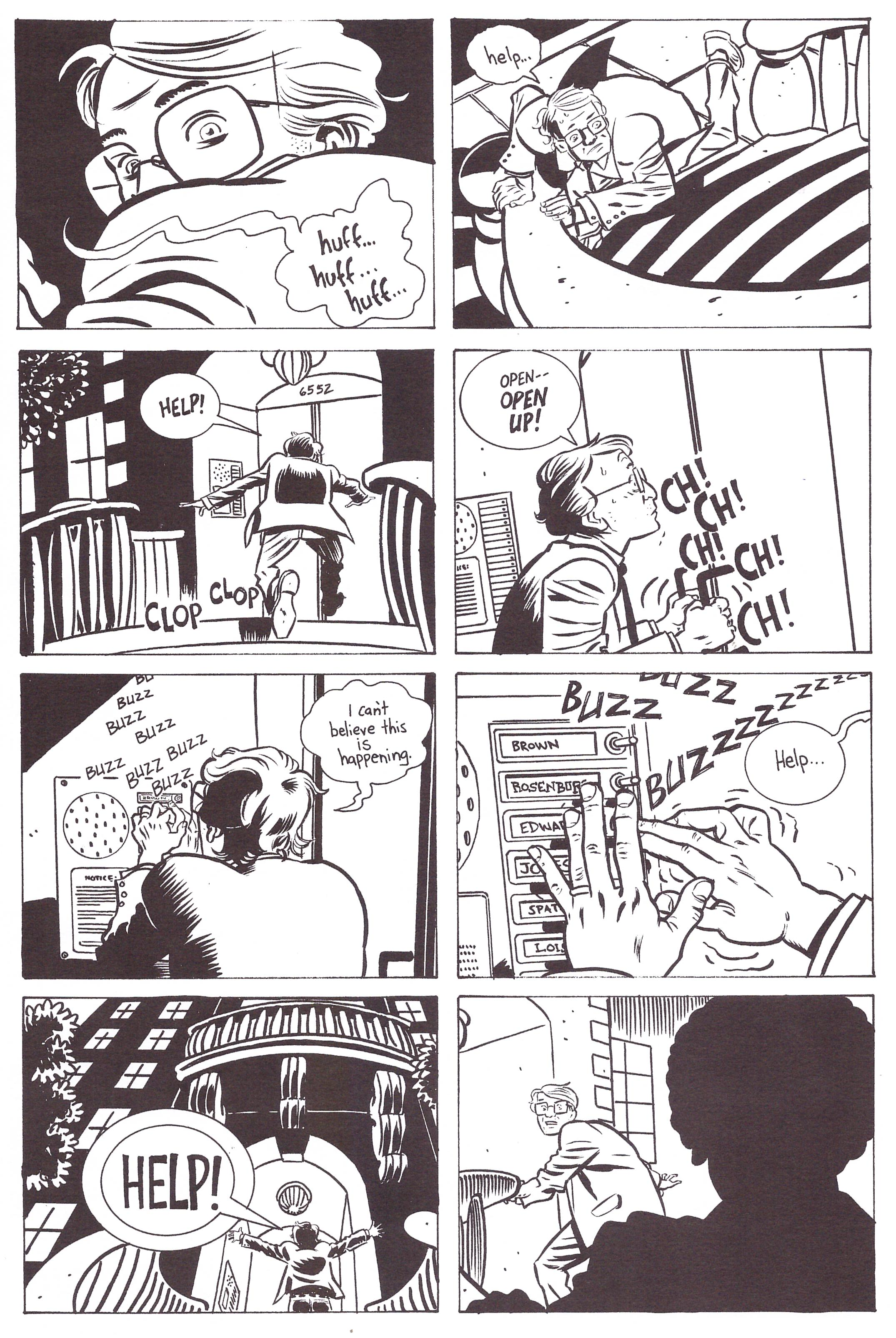 Stray Bullets Other People review