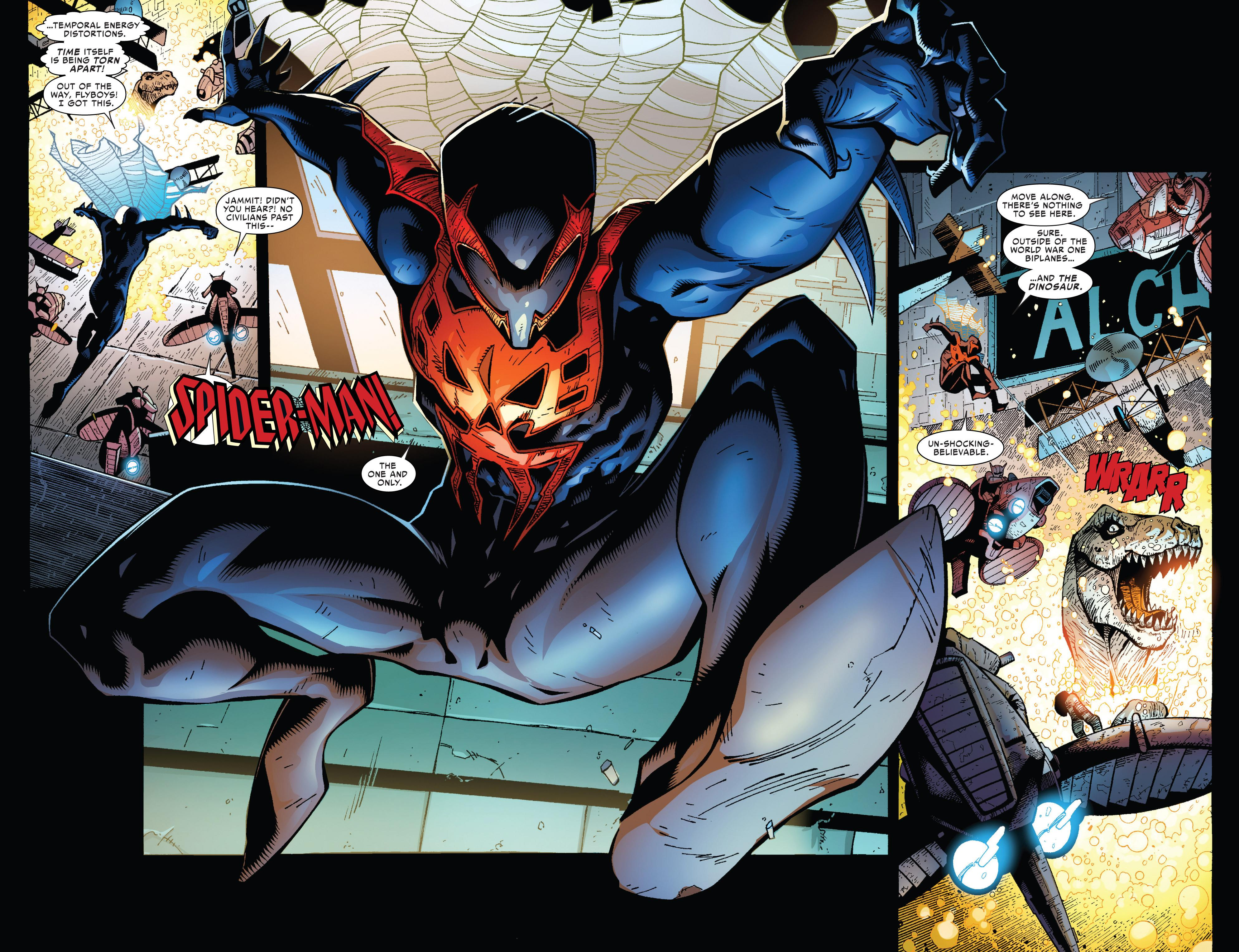 Superior Spider-Man Necessary Evil review