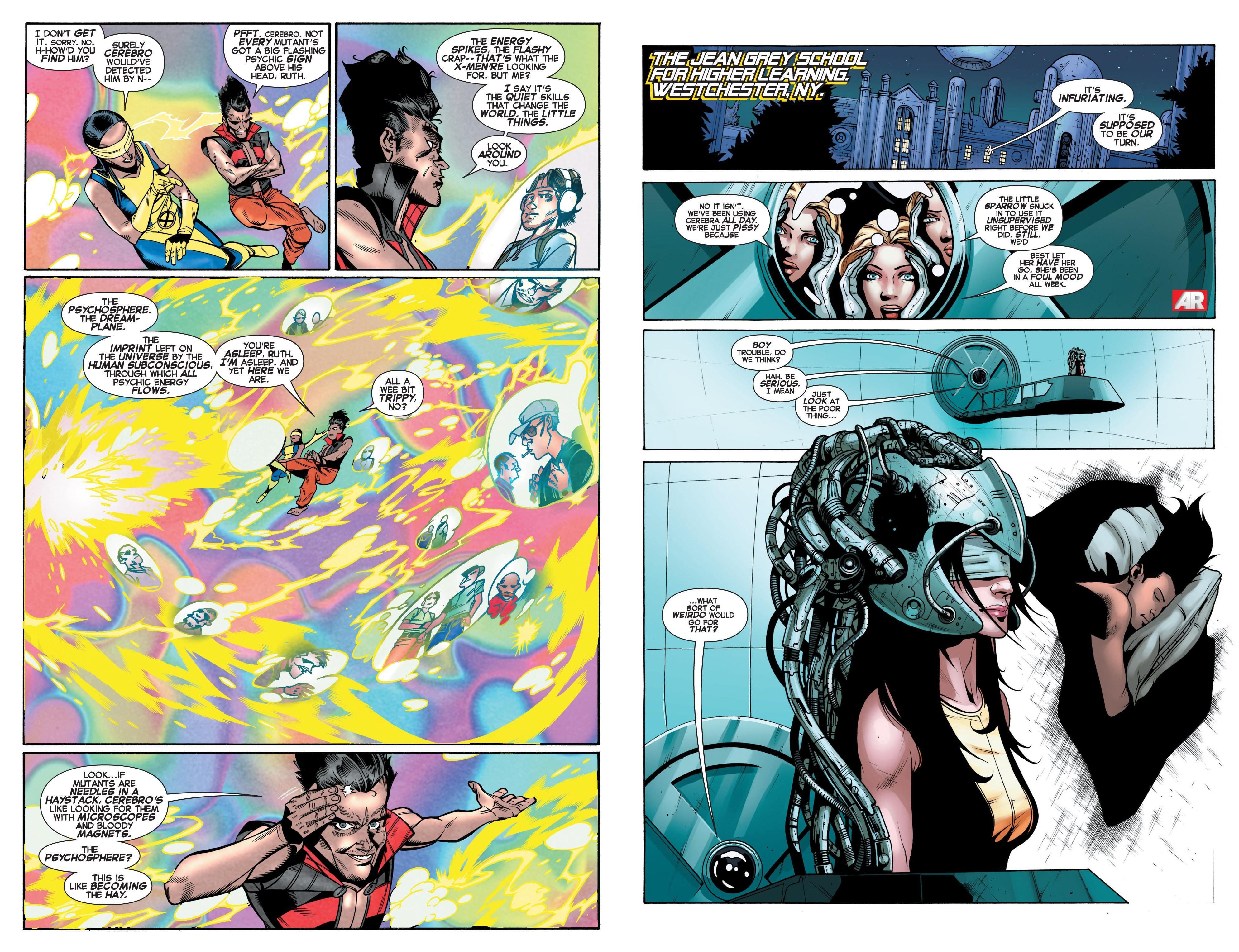 X-Men Legacy Invasive Exotics review