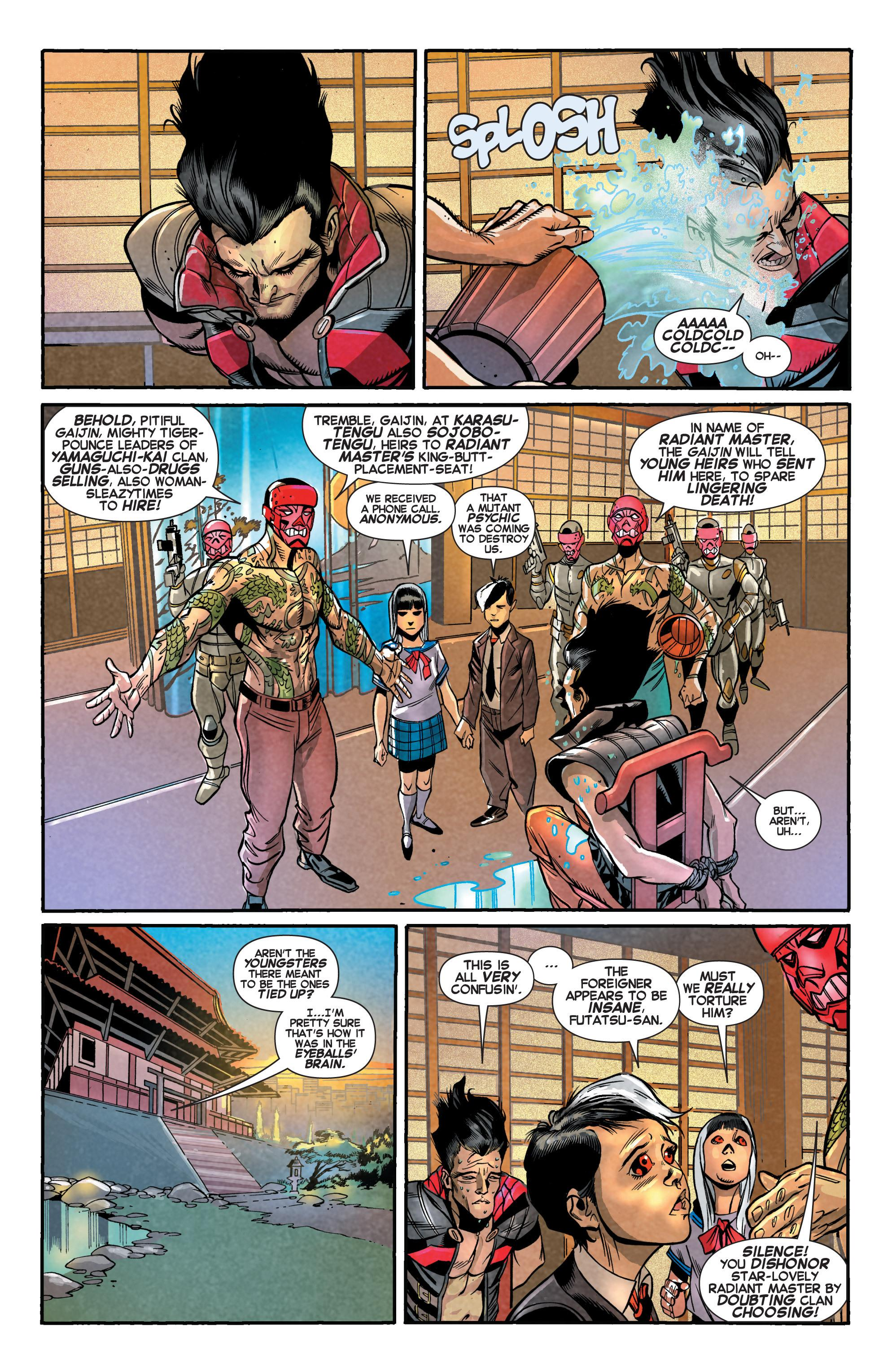X-Men Legacy Legion Omnibus review