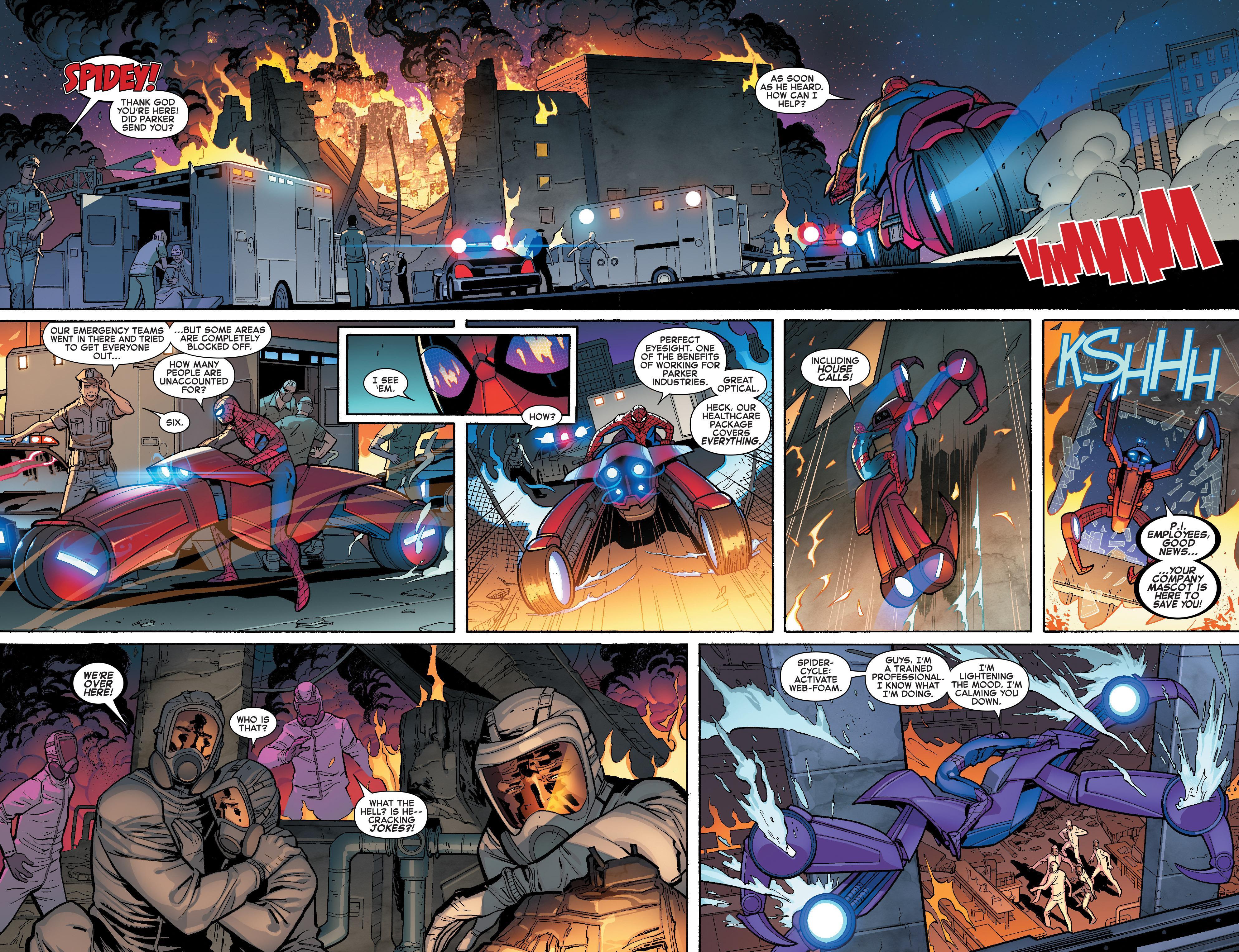 Spider-Man Worldwide vol 4 review