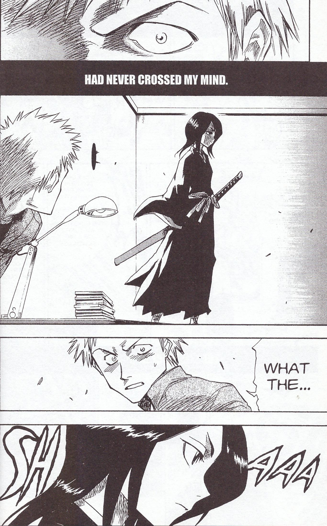Bleach vol 1 review