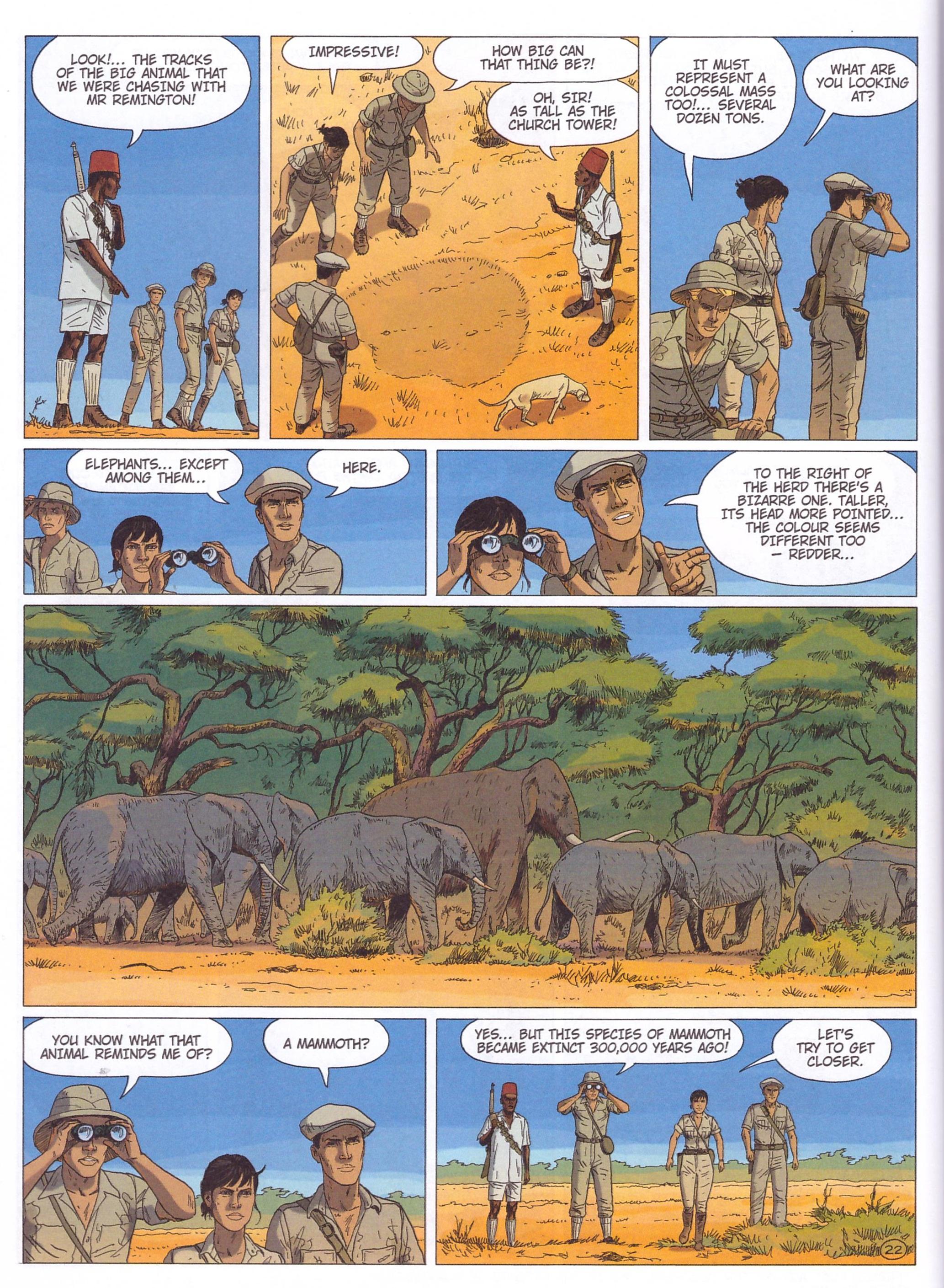Kenya 2 Encounters review