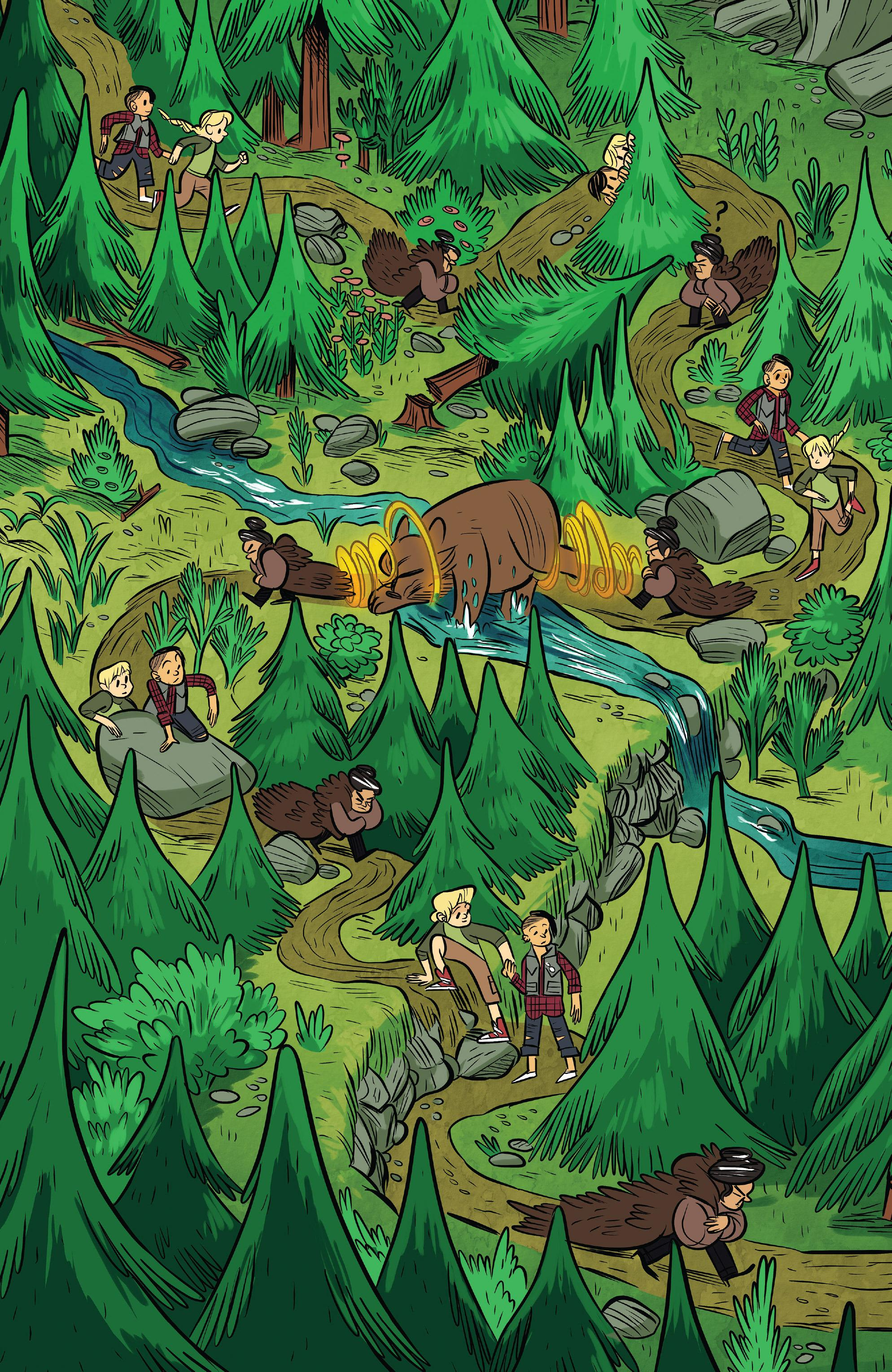 Lumberjanes 3 A Terrible Plan review