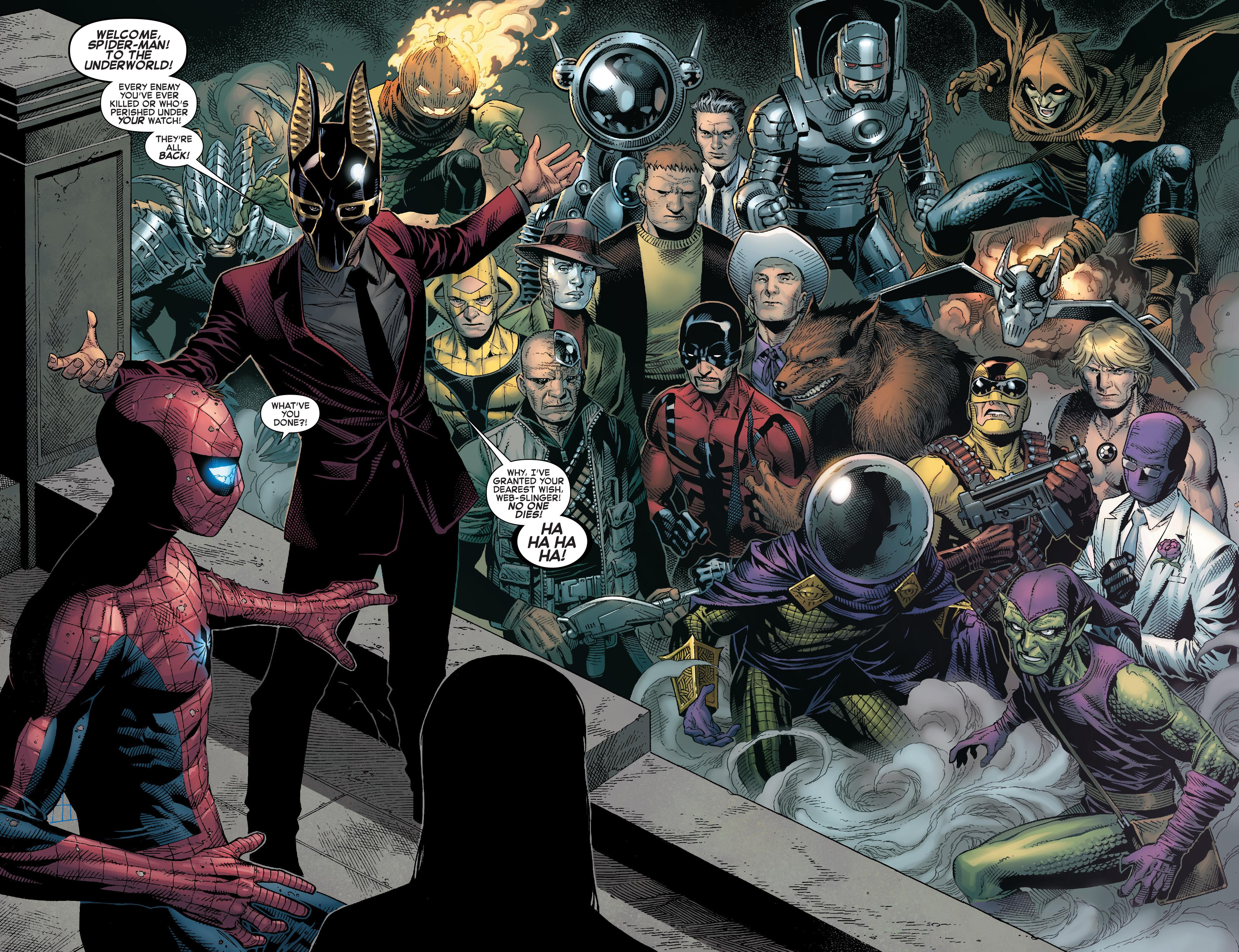 Spider-man The Clone Conspiracy review