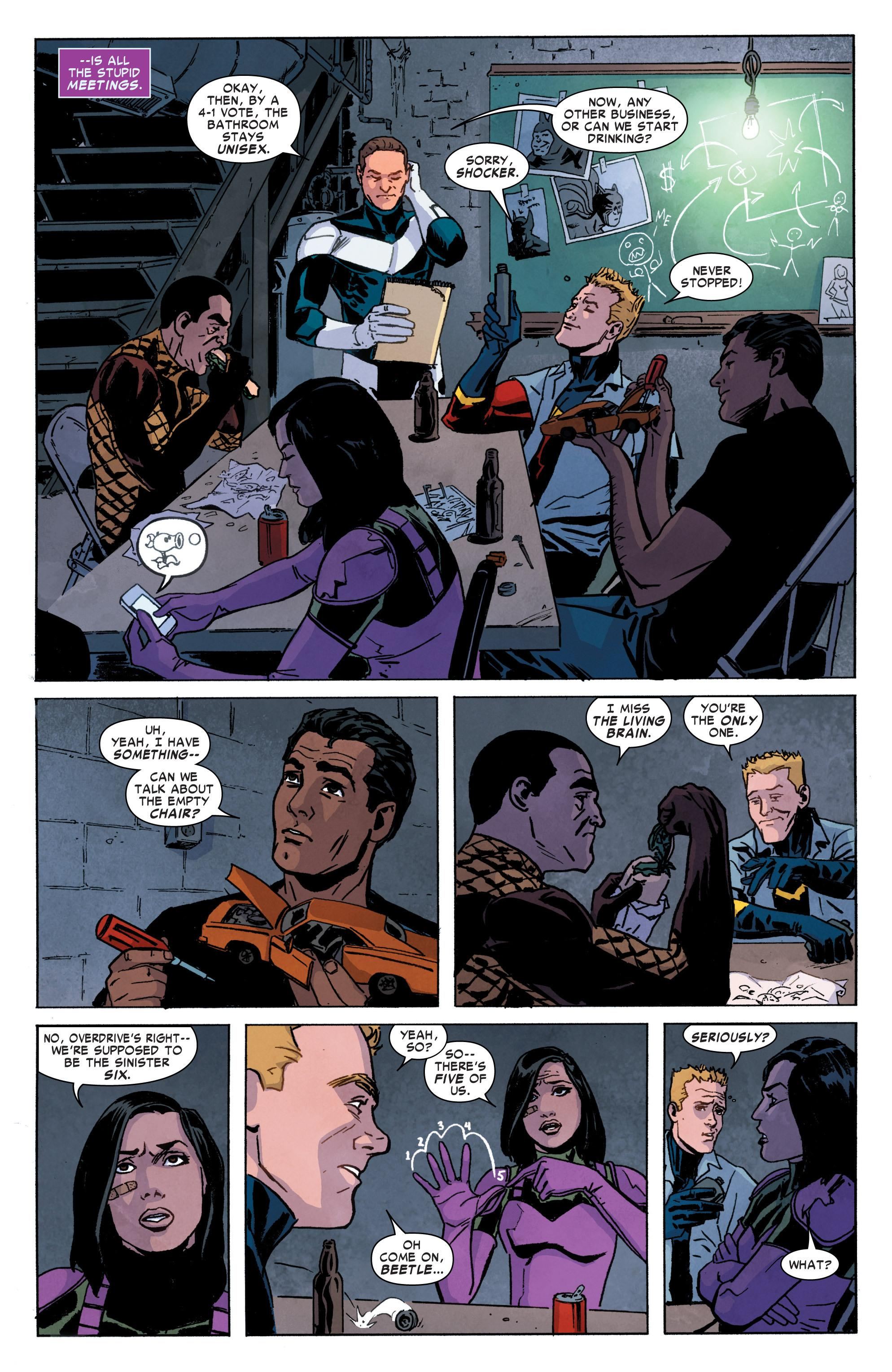 The Superior Foes of Spider-Man - Getting The Band Back Together review
