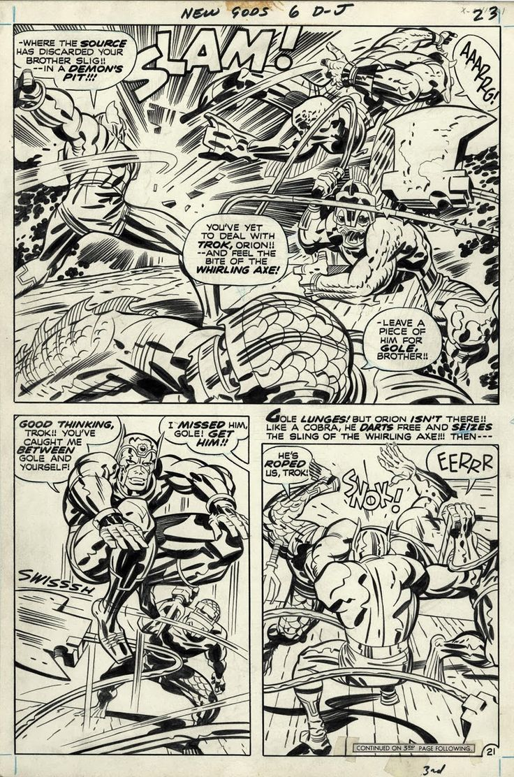 Jack kirby New Gods Artist's Edition review